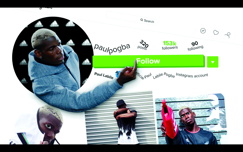 Thumbnail for Never Follow Feat. Paul Pogba