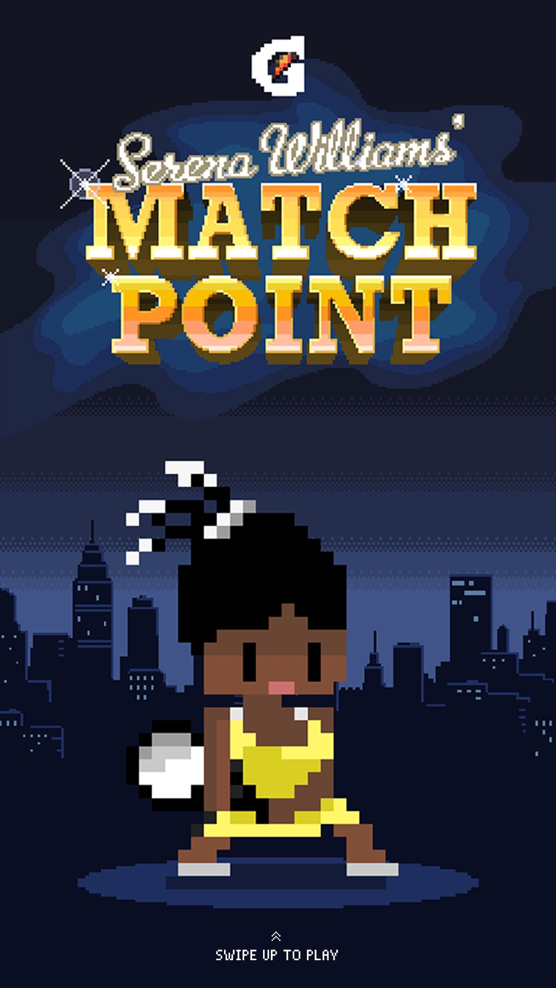 Serena Williams' Match Point | Gatorade Thumbnail