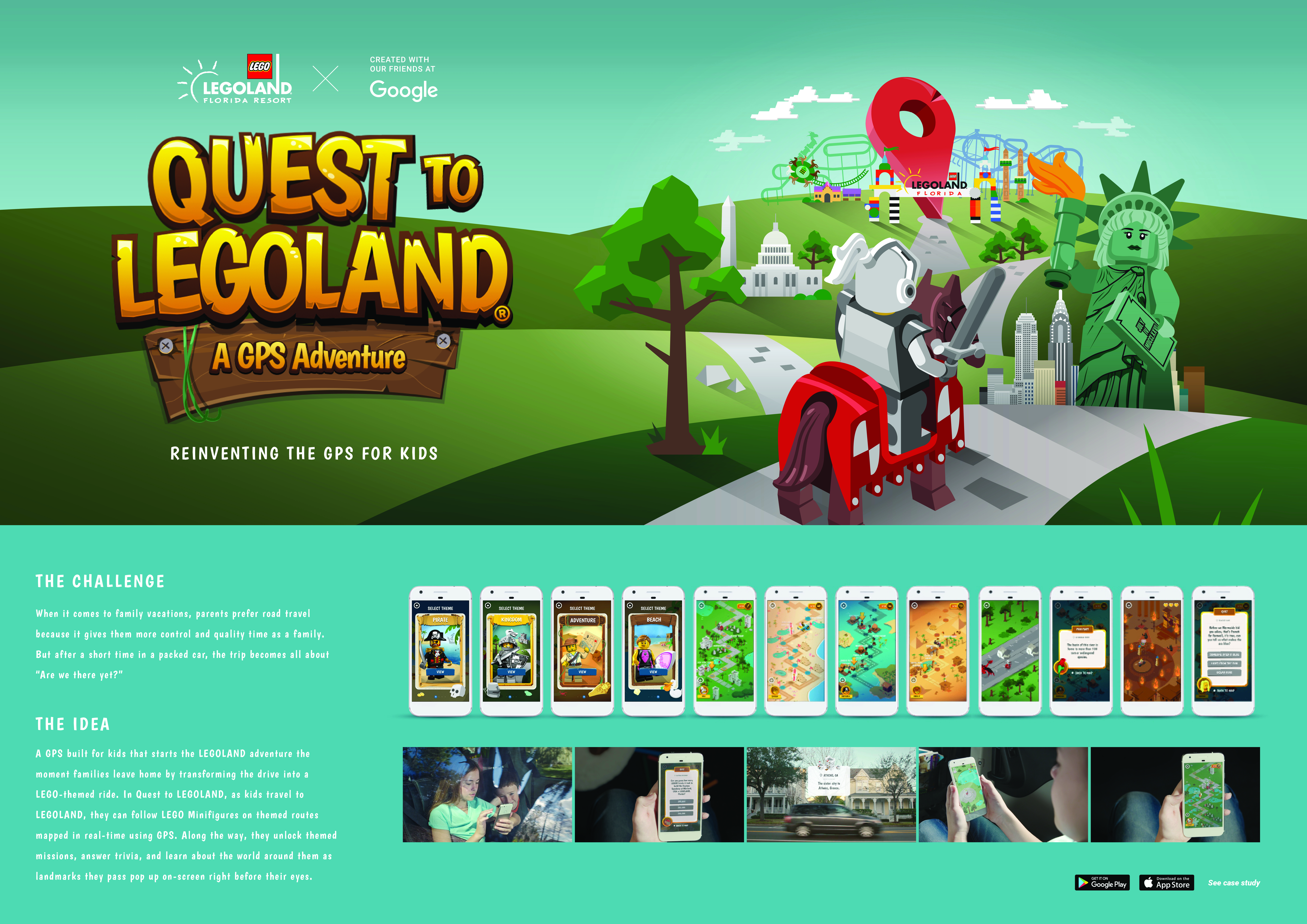 Thumbnail for Quest To LEGOLAND
