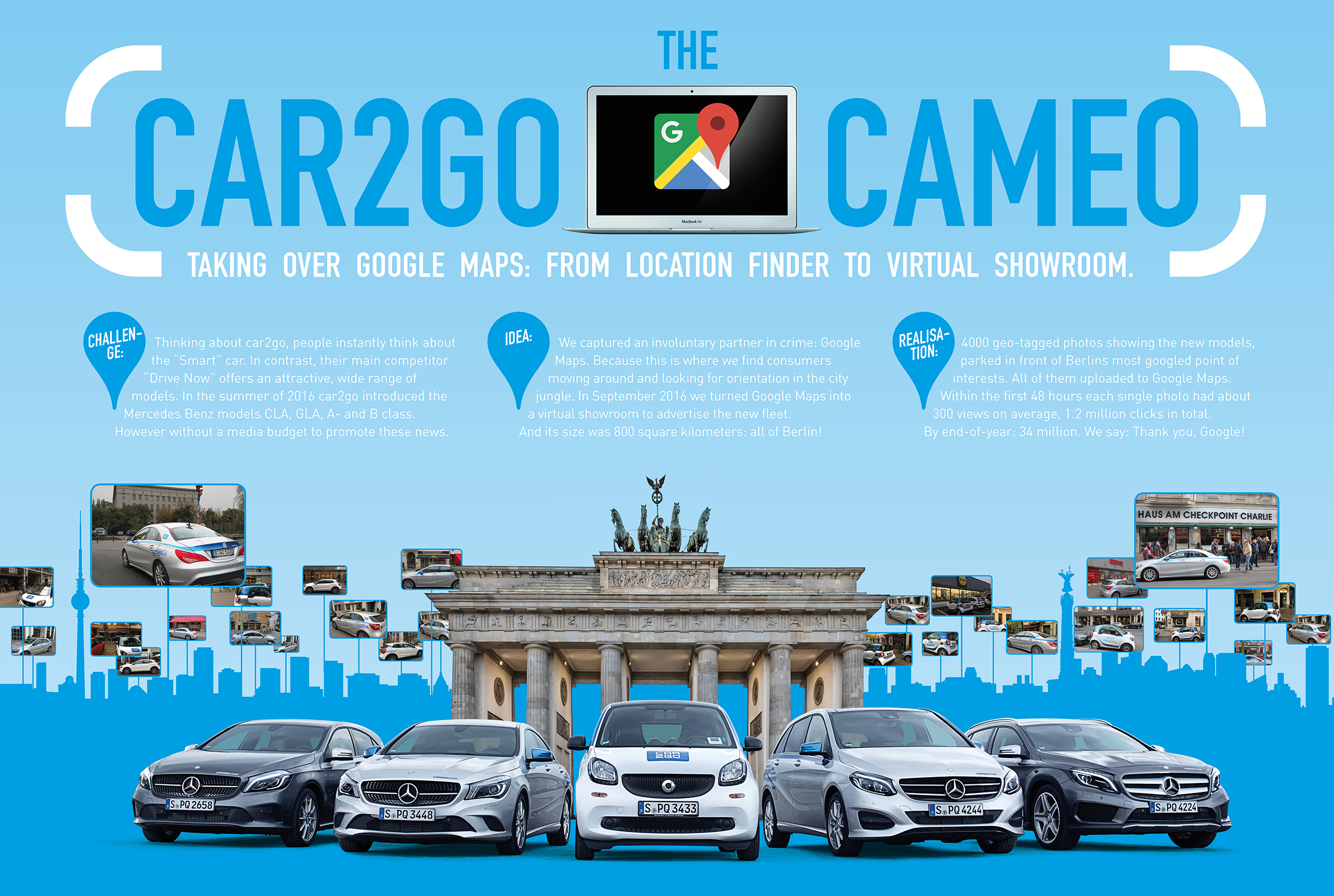 THE CAR2GO CAMEO Thumbnail