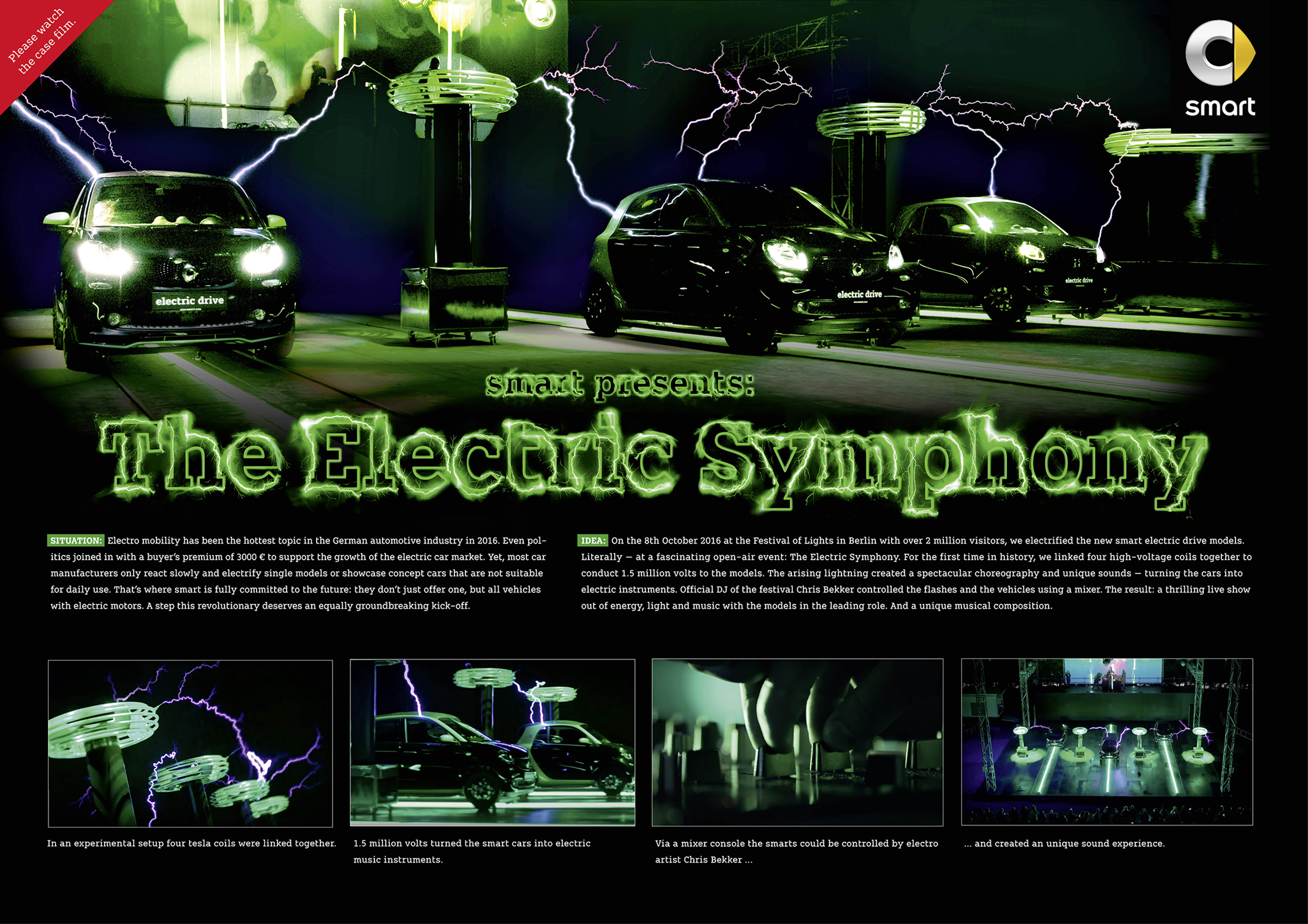 Image Media for smart electric symphony