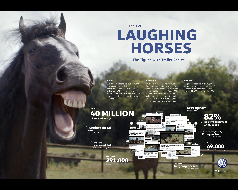 Laughing Horses Thumbnail