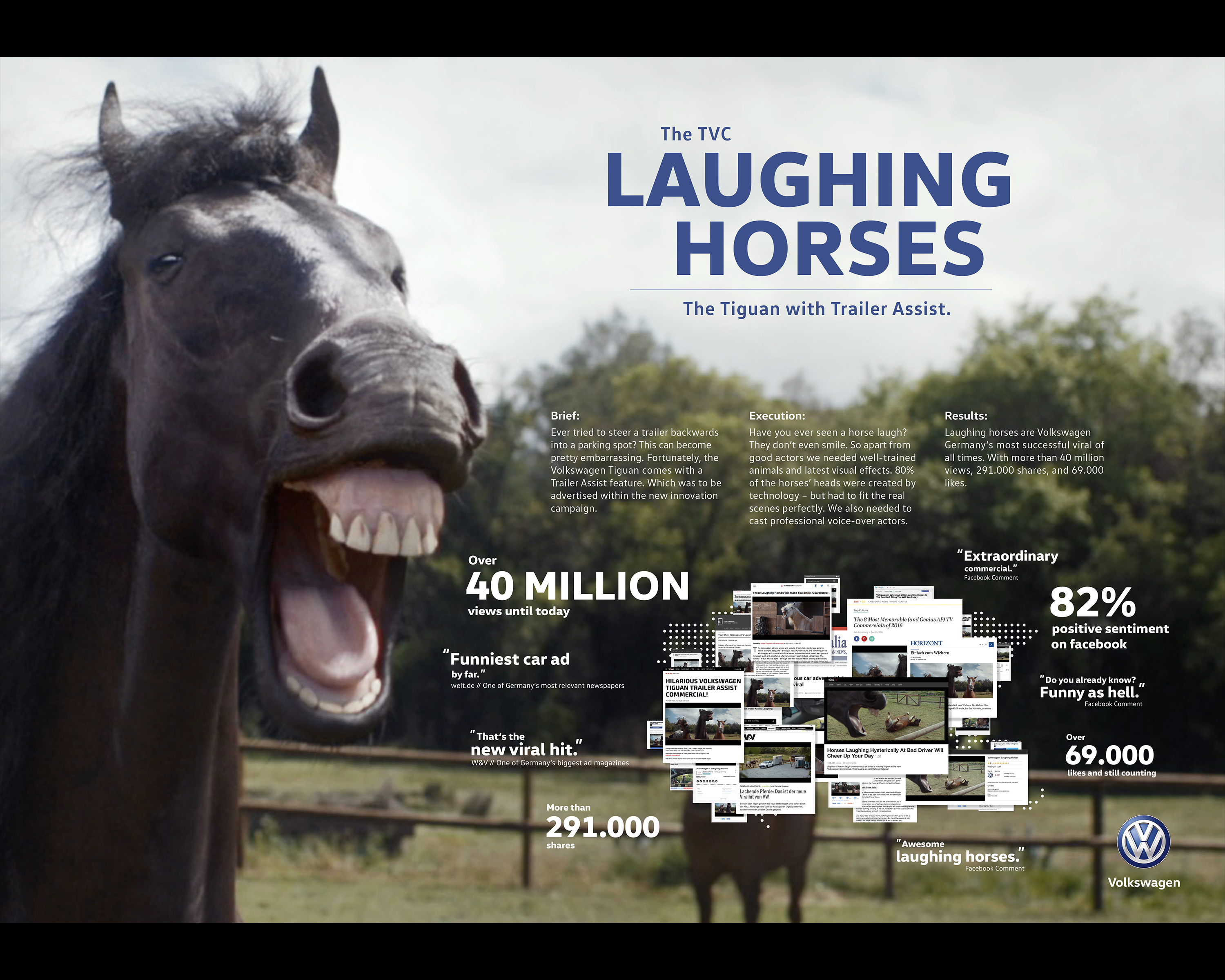 Thumbnail for Laughing Horses