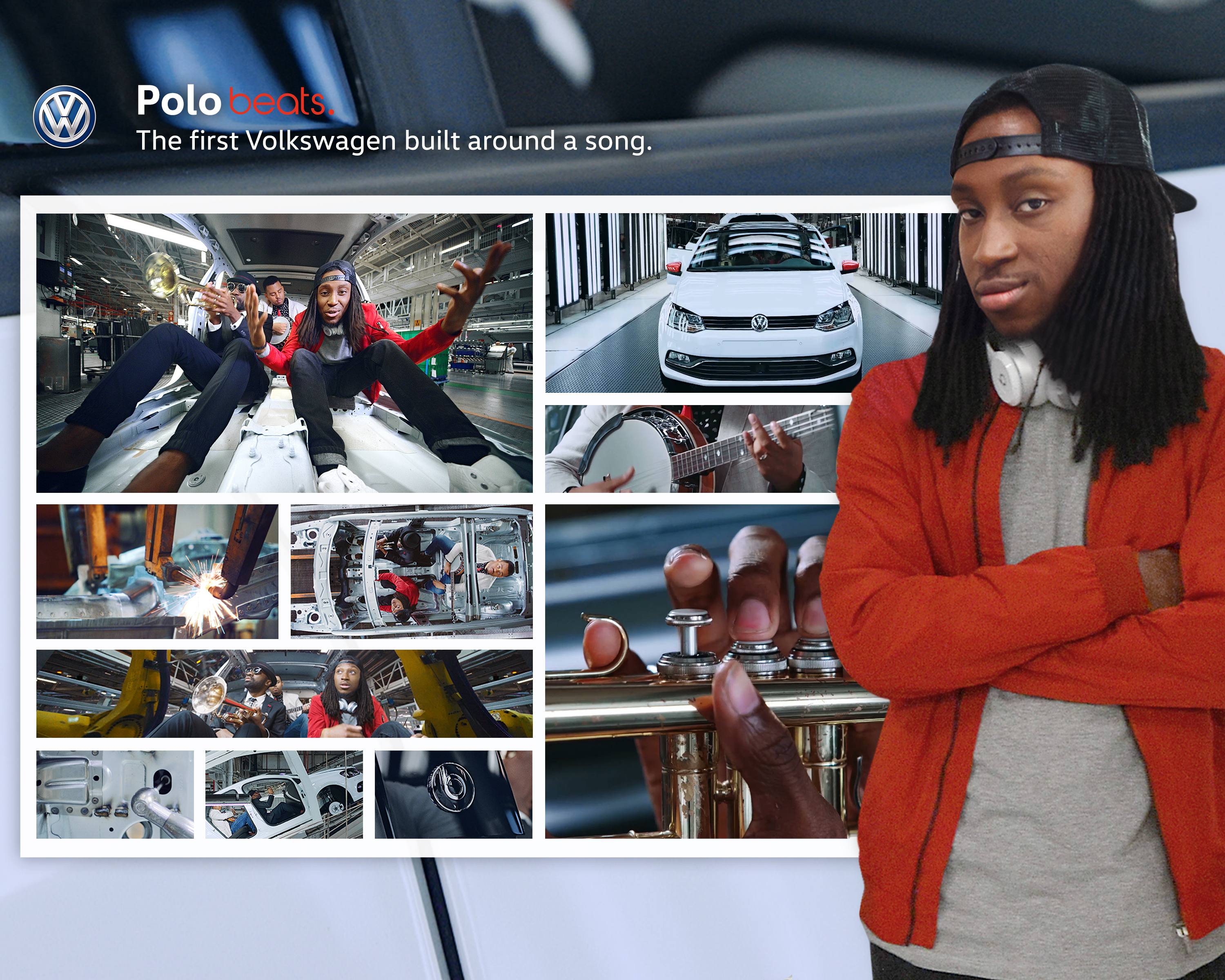 Fueled By Sound: The New Polo Beats Feat. Alfred Banks Thumbnail