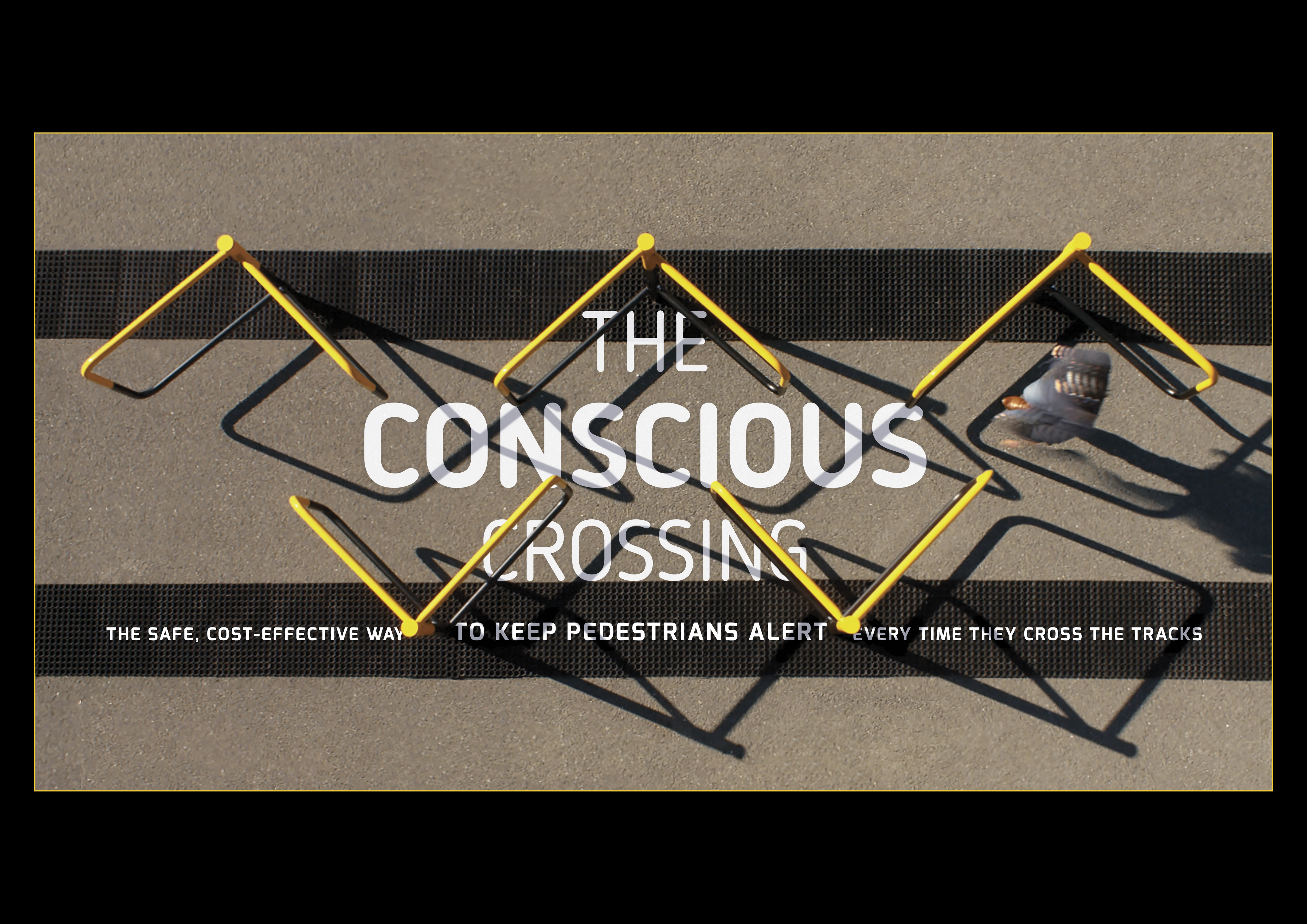 Thumbnail for The Conscious Crossing