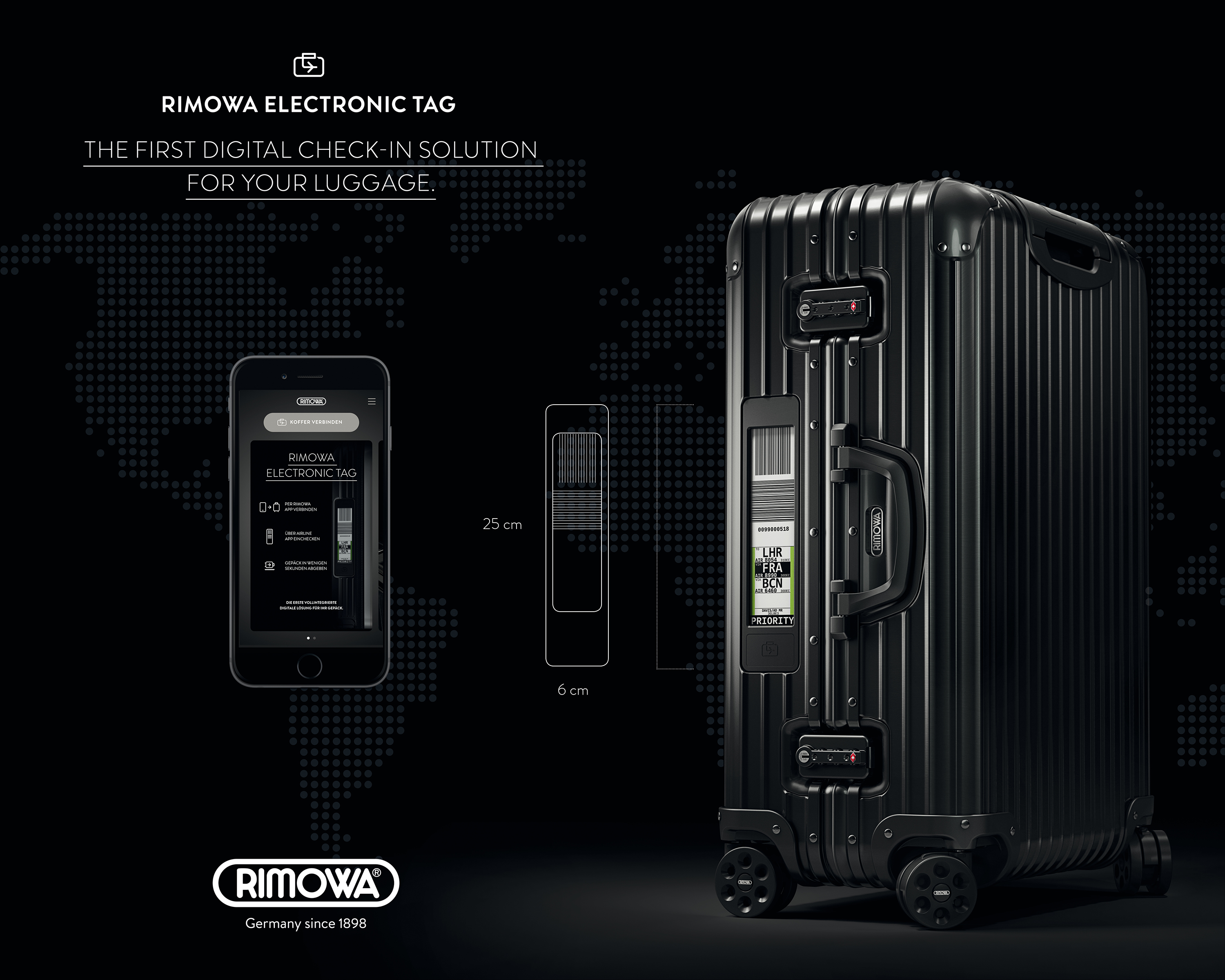 Thumbnail for RIMOWA ELECTRONIC TAG
