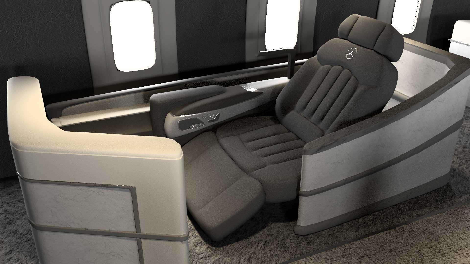 Benz S-Klasse Thumbnail
