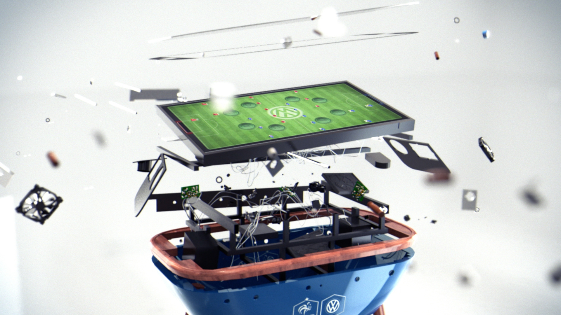 The Connected Foosball Table Thumbnail