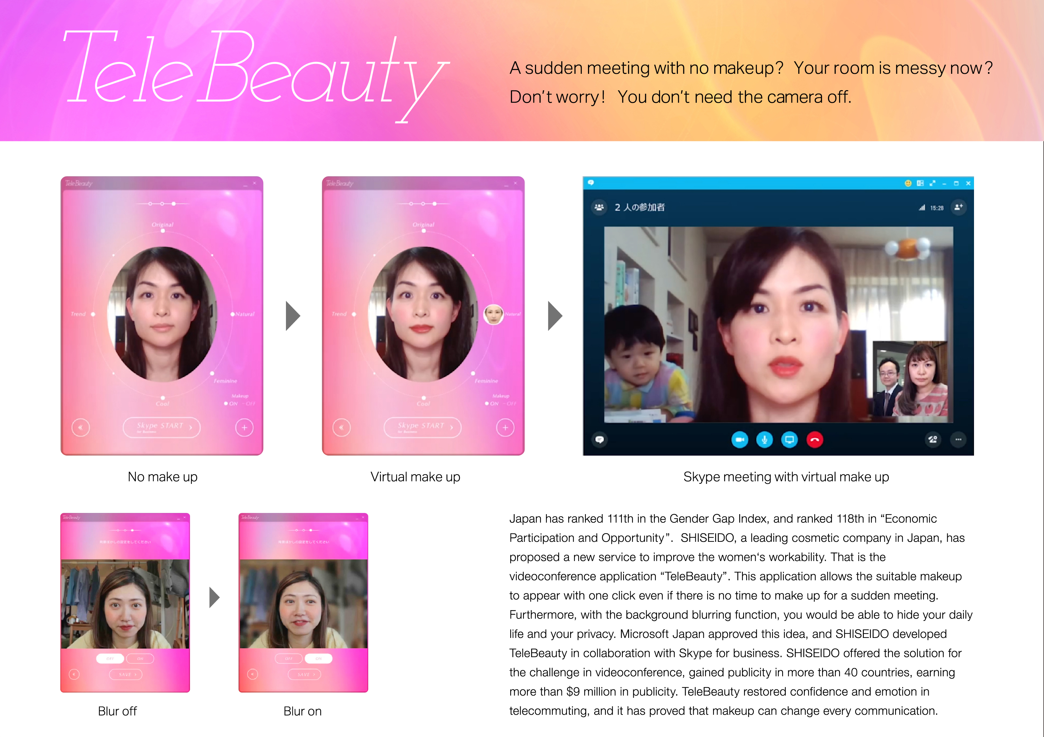 Image Media for TeleBeauty |