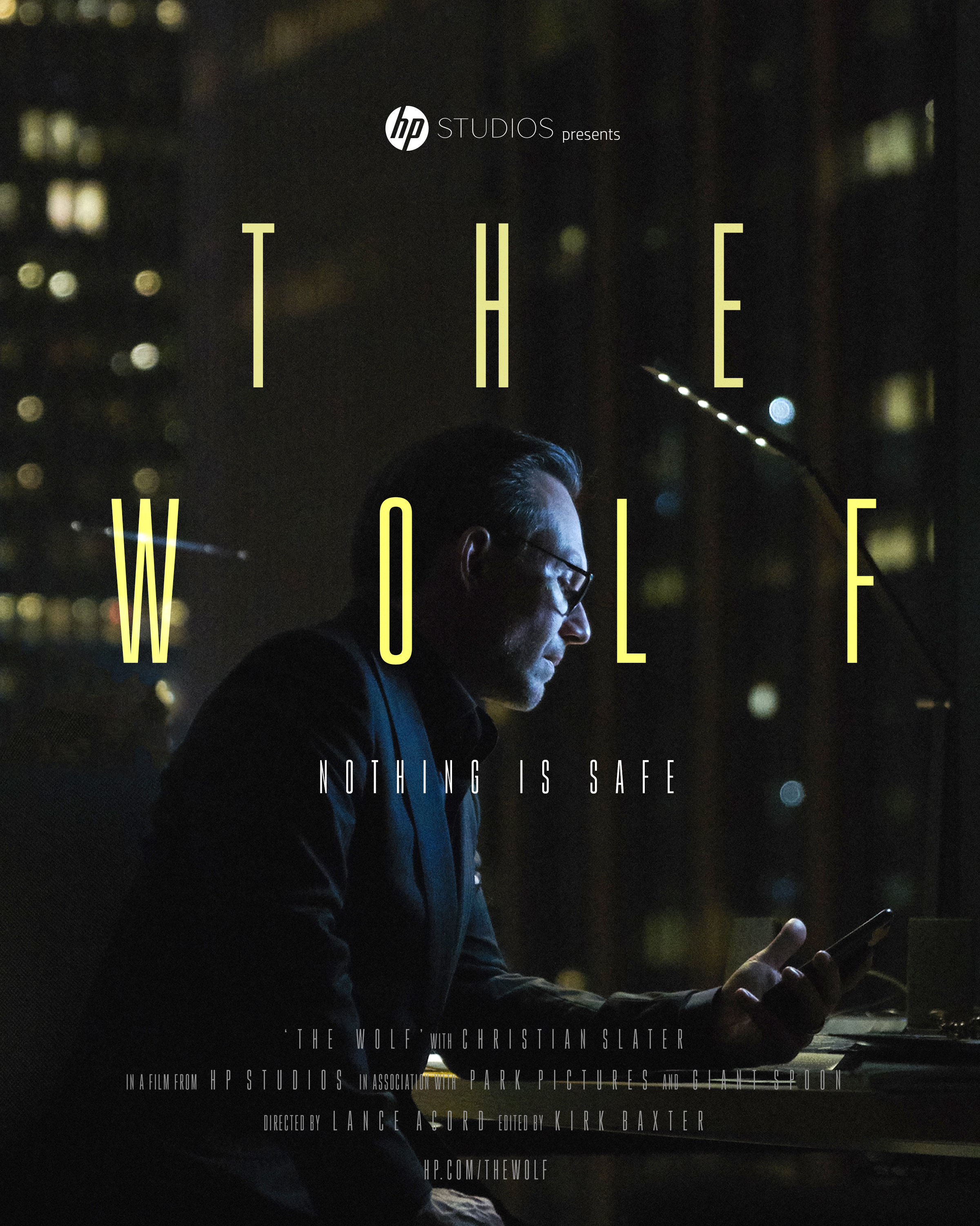 The Wolf Thumbnail