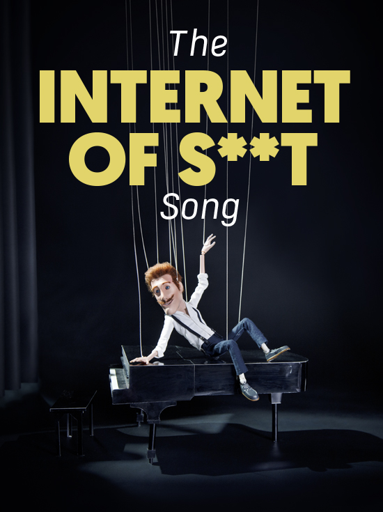 The Internet of S**t Song Thumbnail