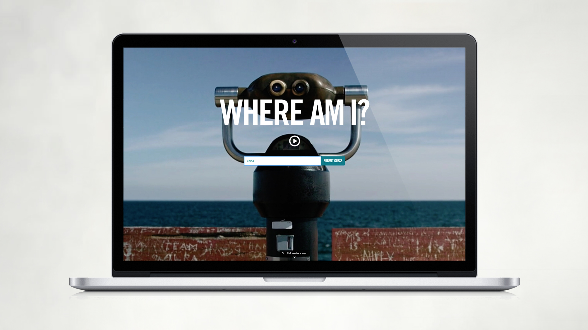 Thumbnail for Where Am I?
