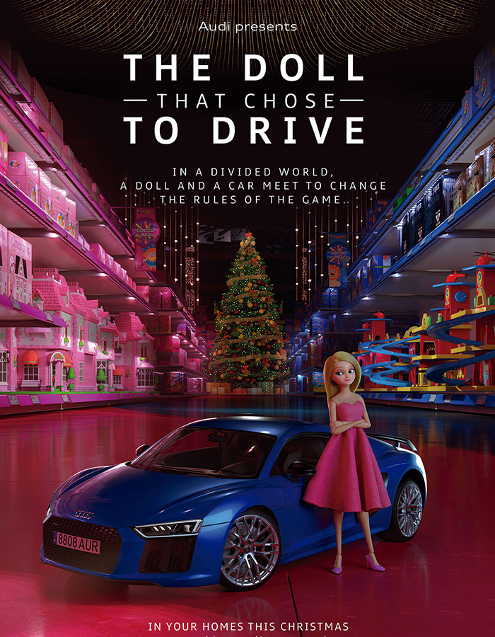 Image Media for The doll that chose to drive