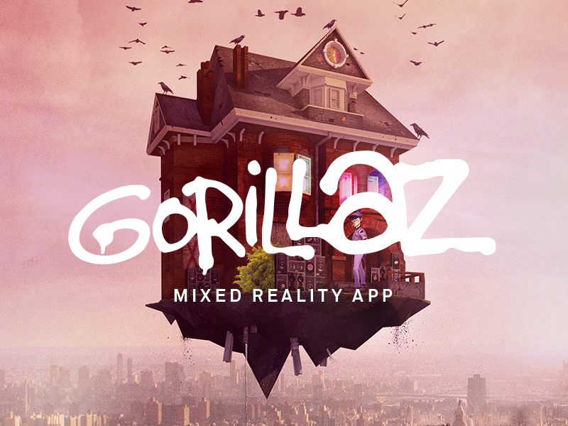 Thumbnail for Official Gorillaz App