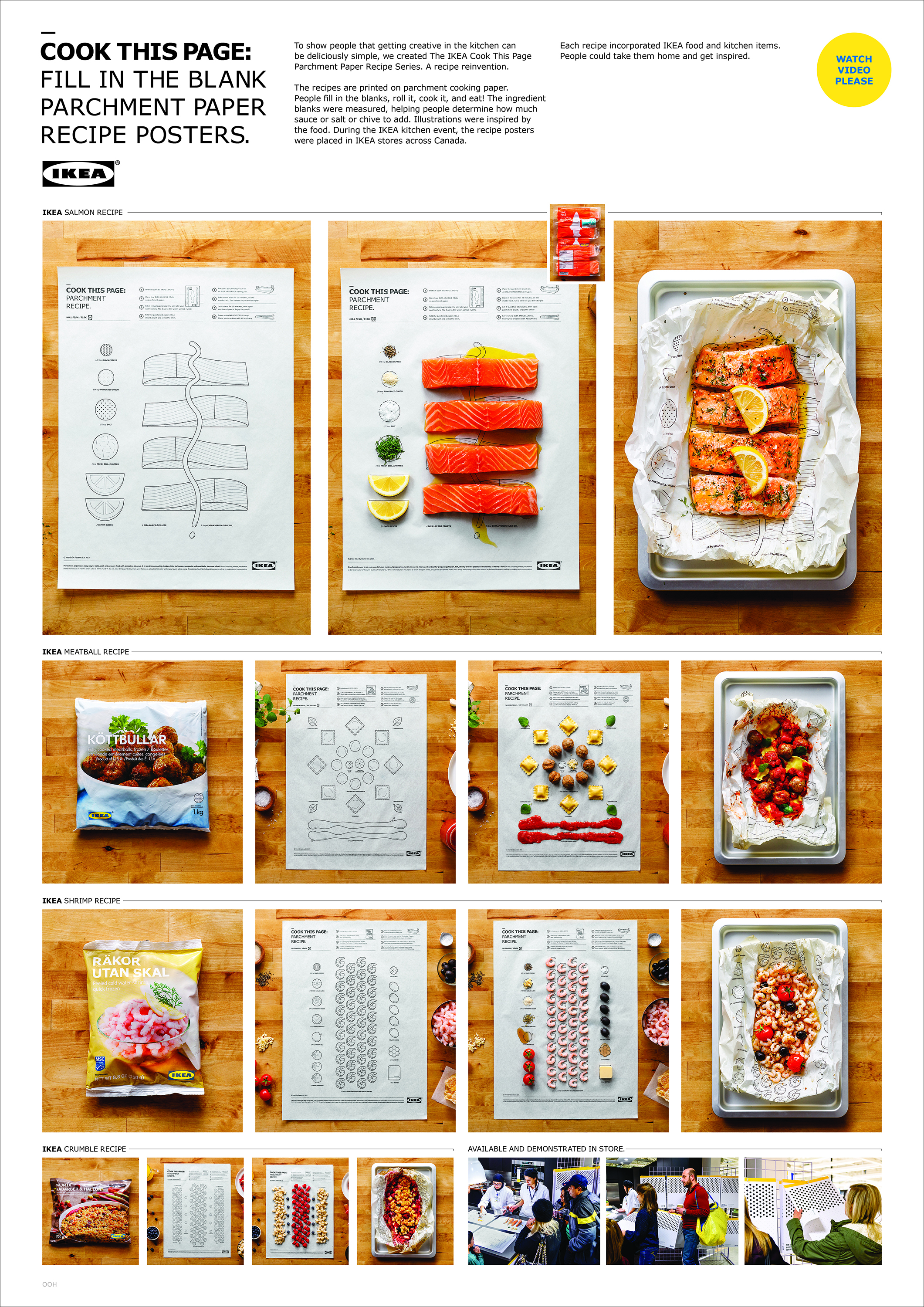IKEA: Cook This Page Thumbnail