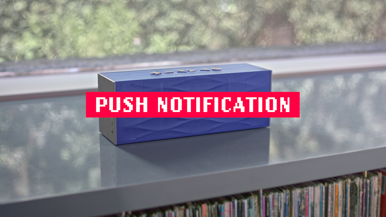 Image for Push Notification