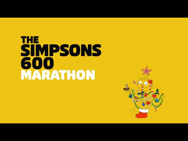 """Simpsons600 """"Binge Begin"""" :60 Thumbnail"""