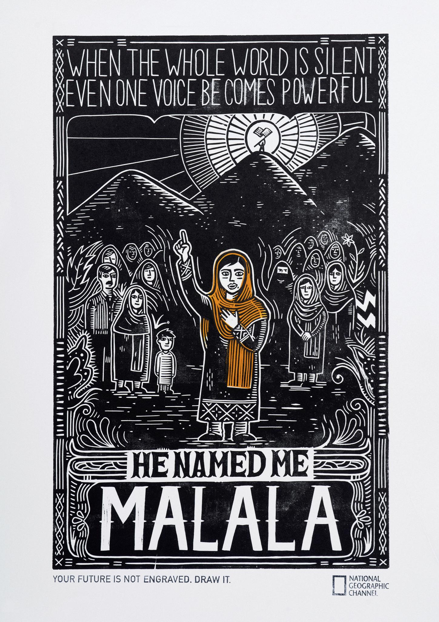 Image for He Named Me Malala 2