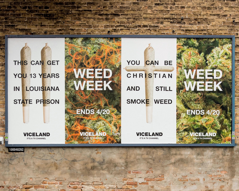 Weed Week Thumbnail