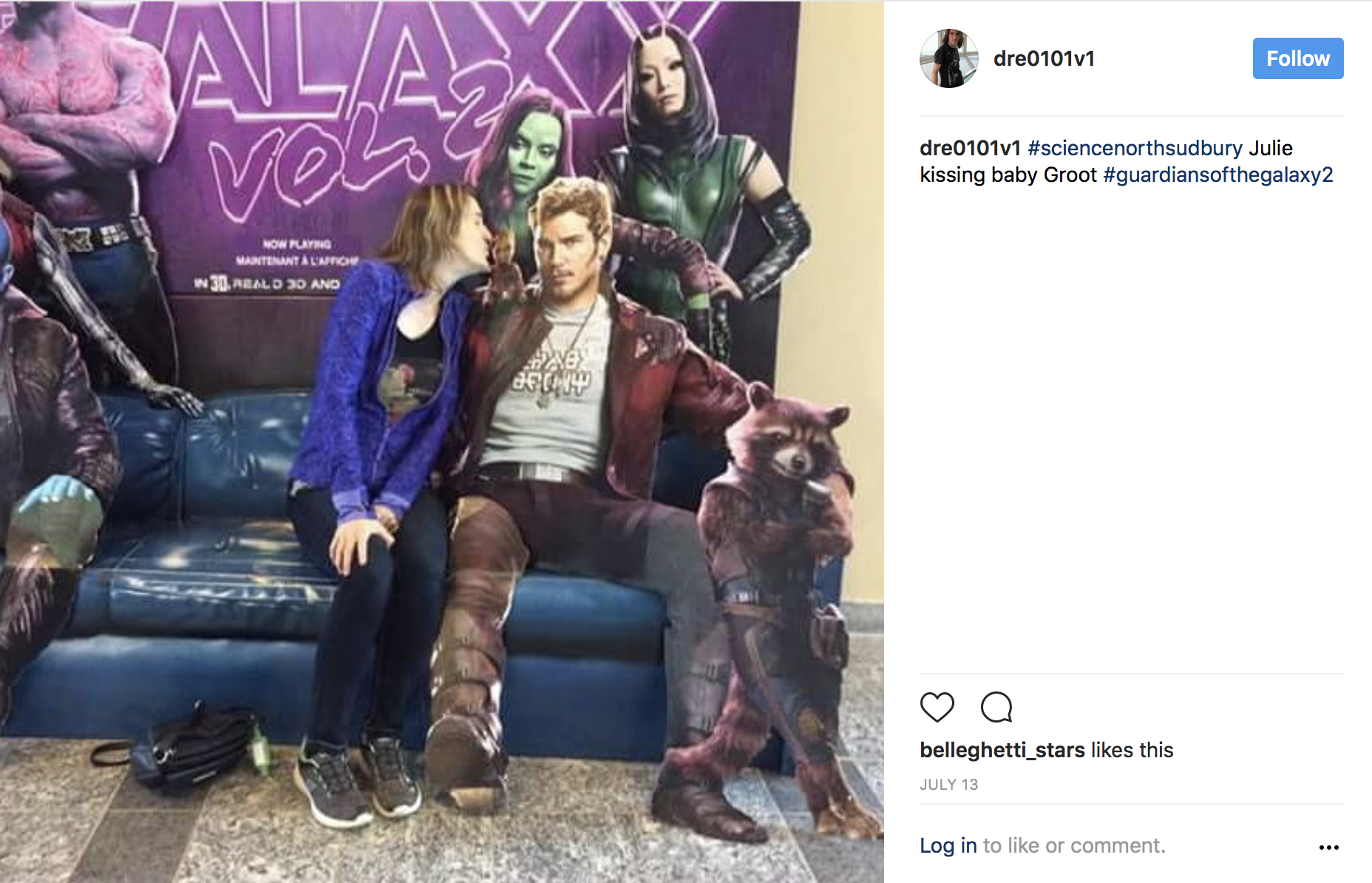 Thumbnail for Guardians of the Galaxy Vol. 2 Theatrical Display
