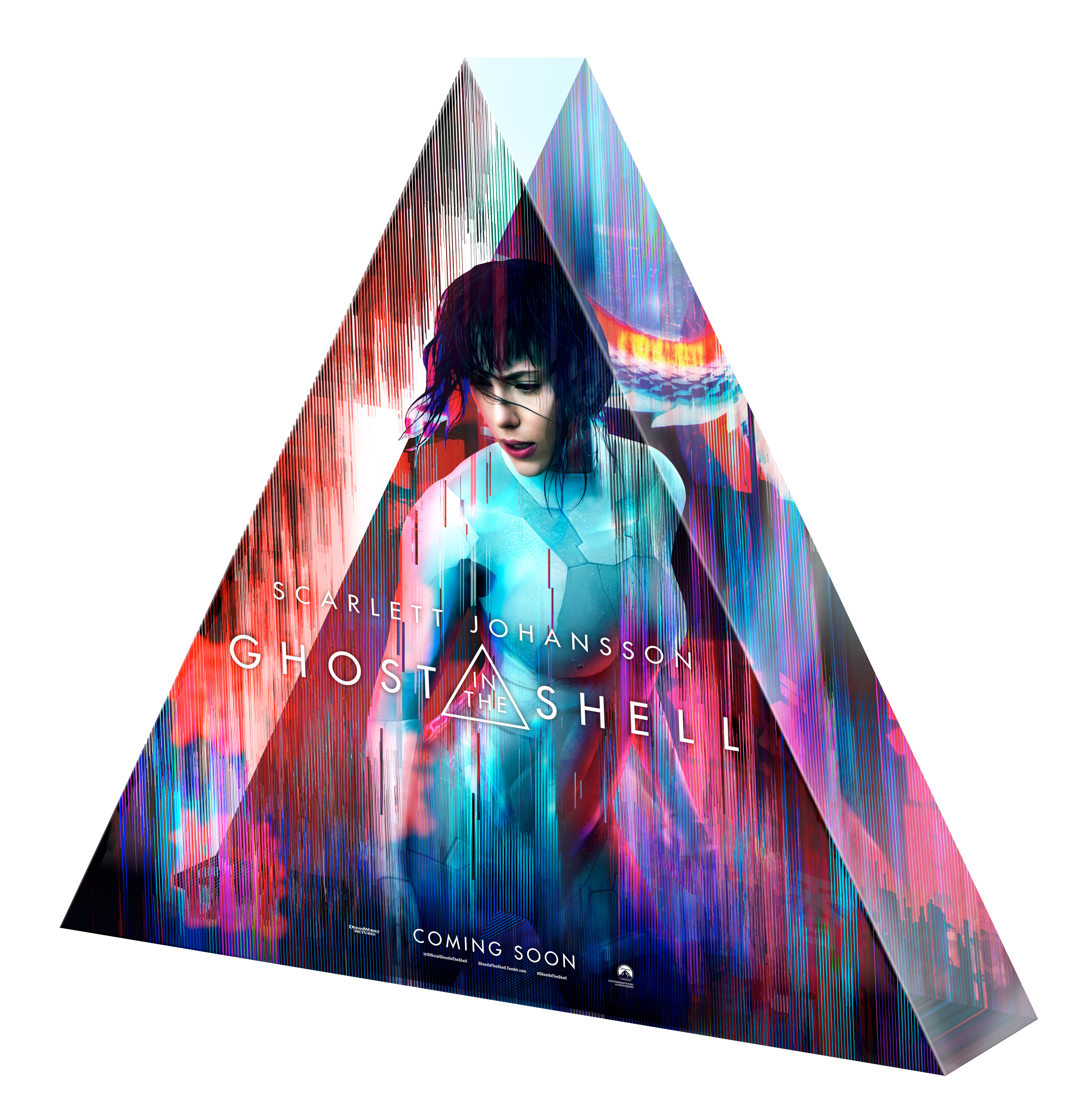 Ghost in the Shell Theatrical Display Thumbnail