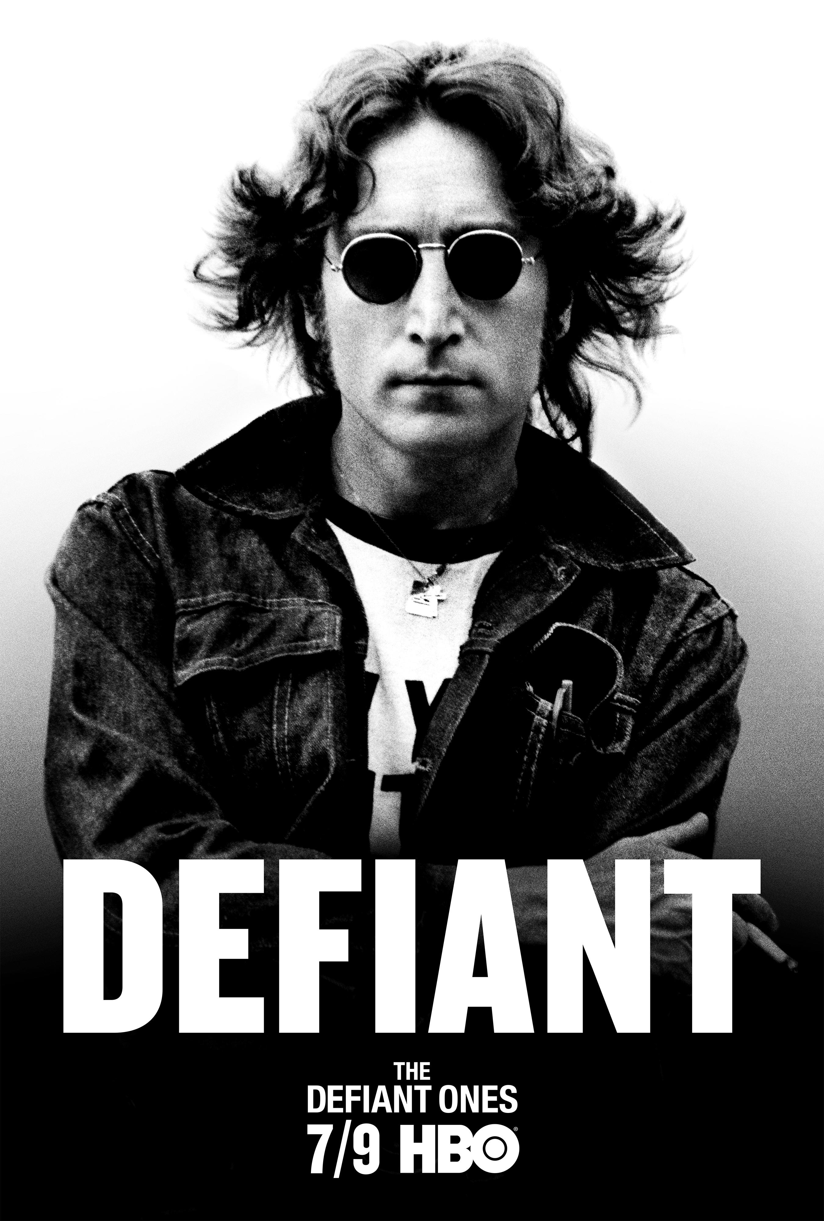 Image for The Defiant Ones Character Banner: John Lennon