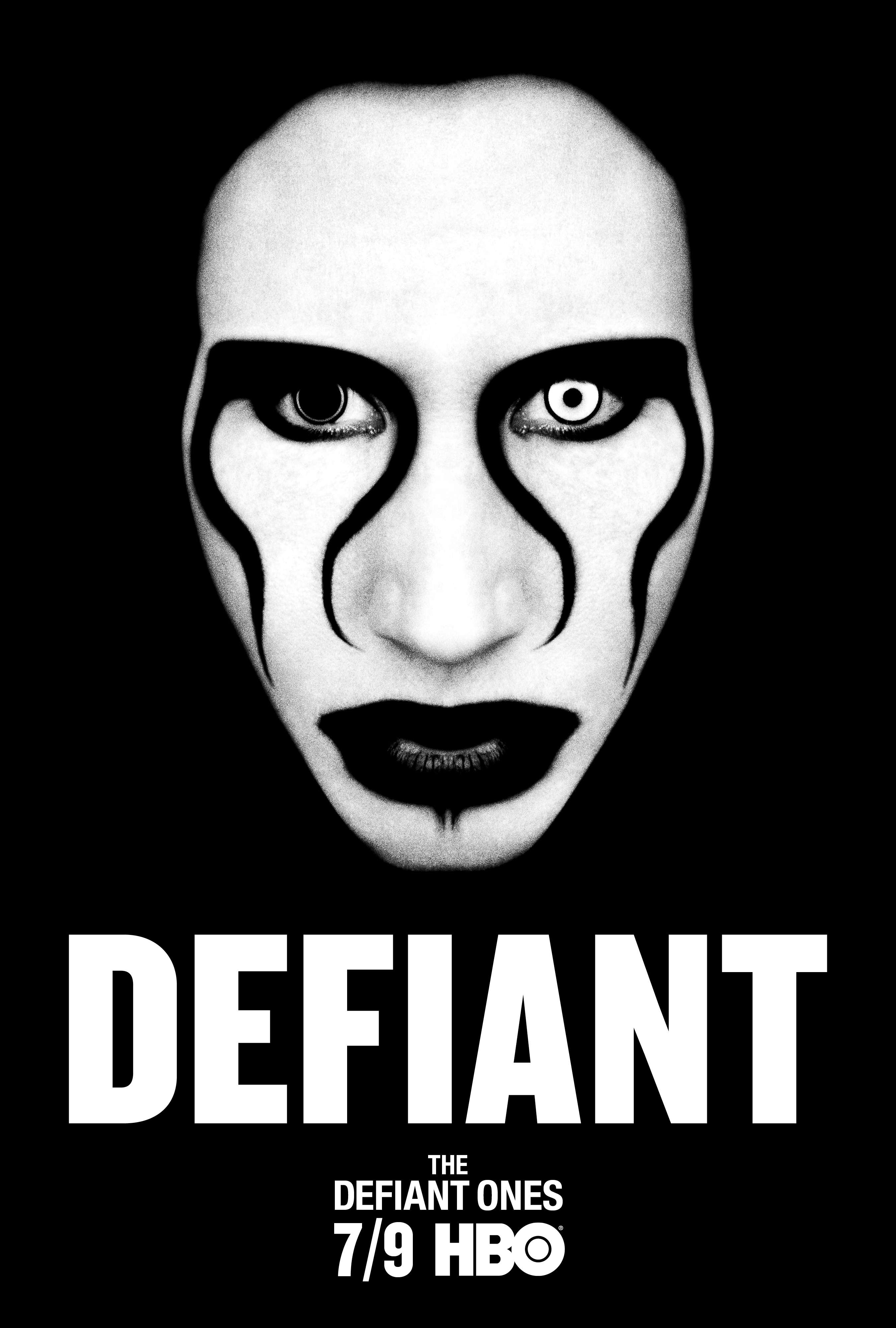 Image for The Defiant Ones Character Banner: Marilyn Manson