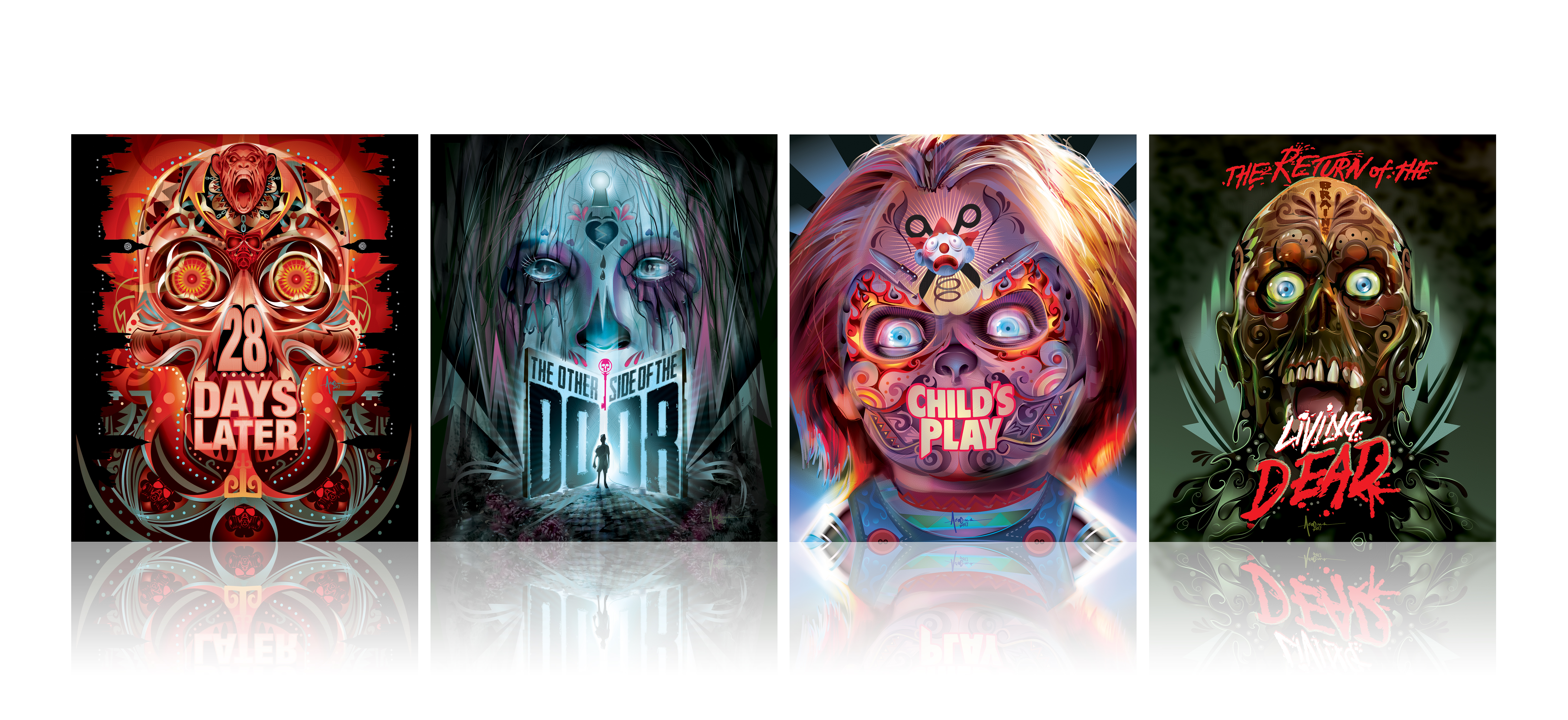 Image Media for Special Edition Halloween Faceplates
