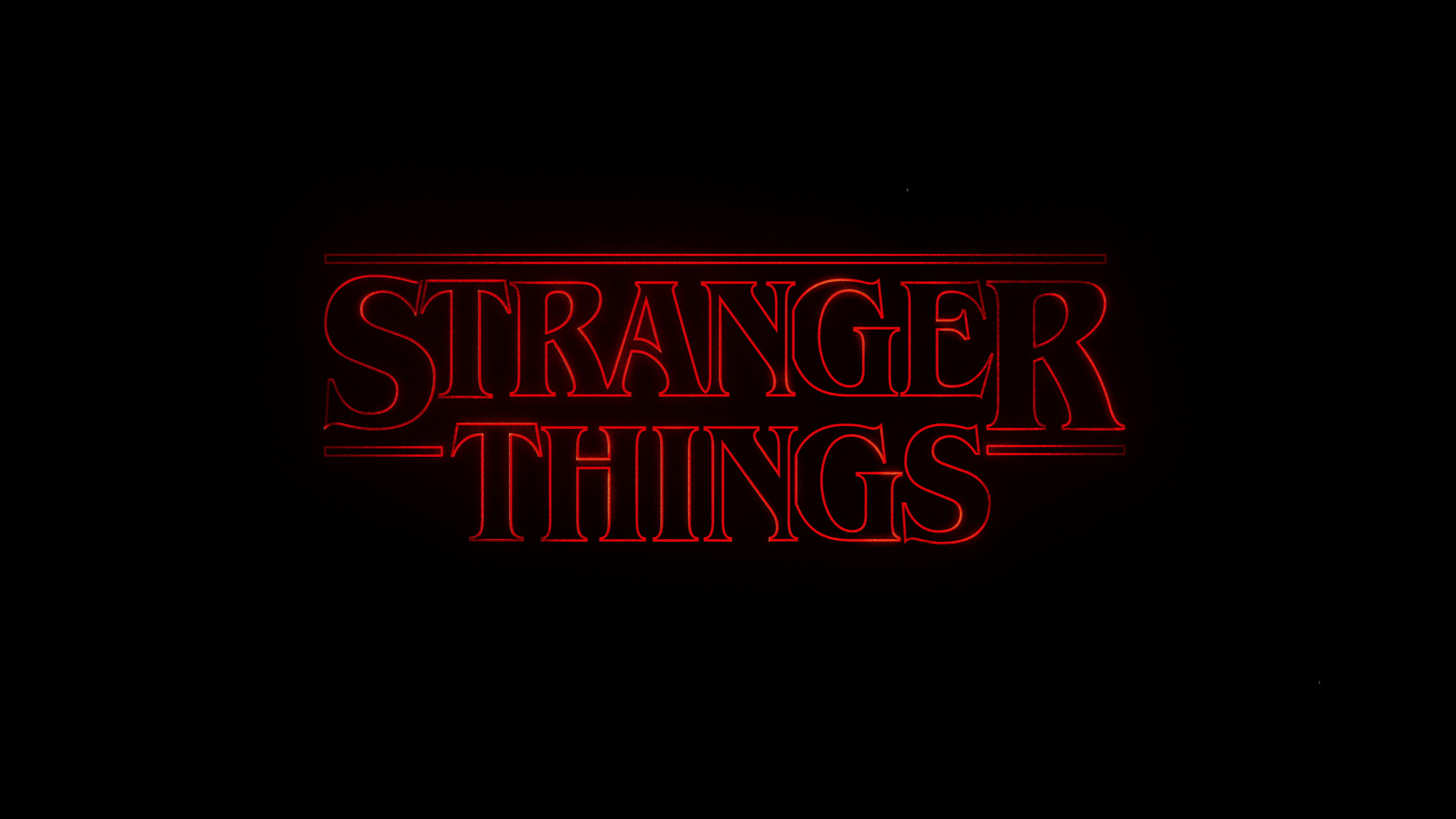 Stranger Things Main Title Thumbnail