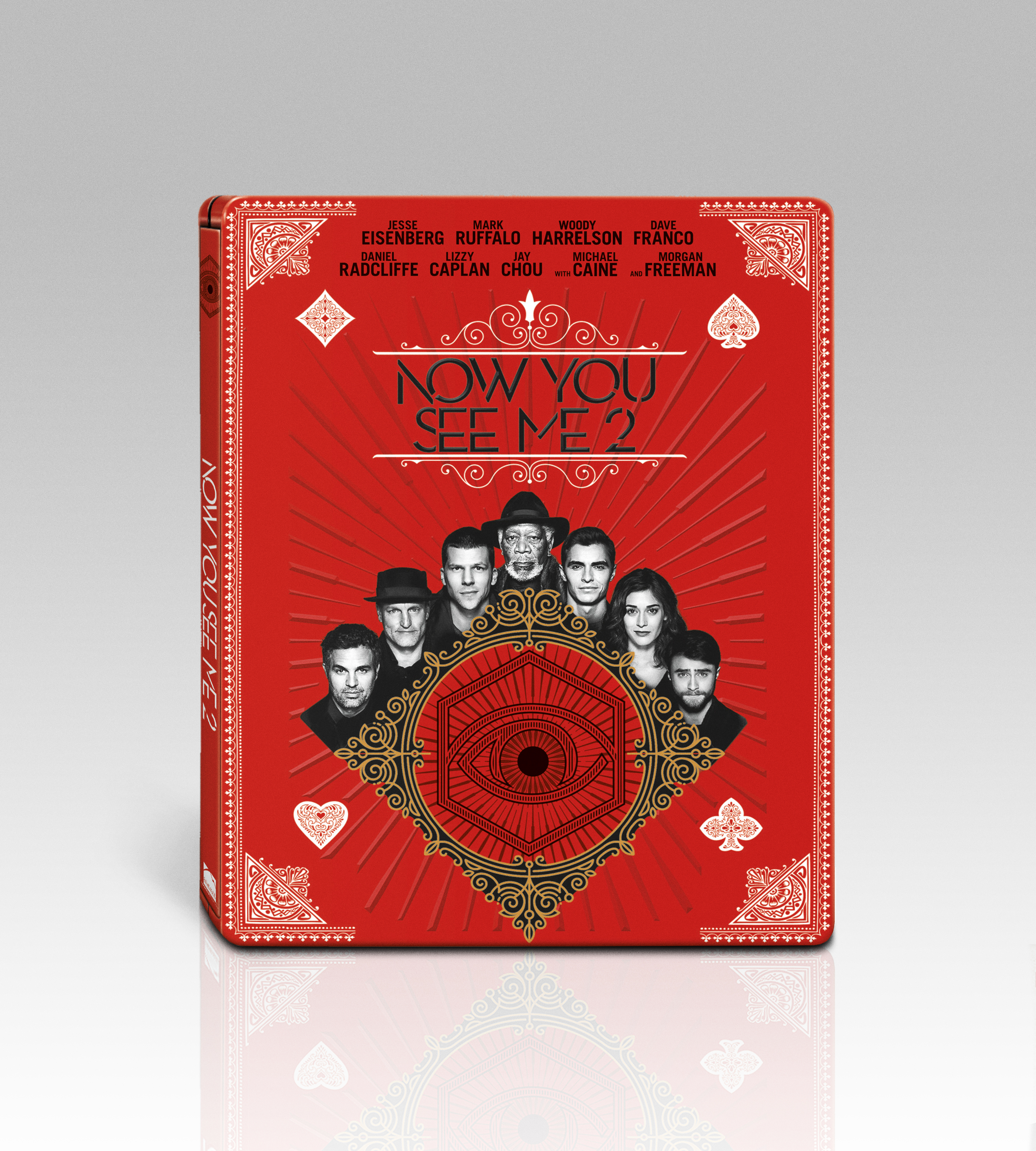 Thumbnail for Now You See Me 2 Packaging Campaign