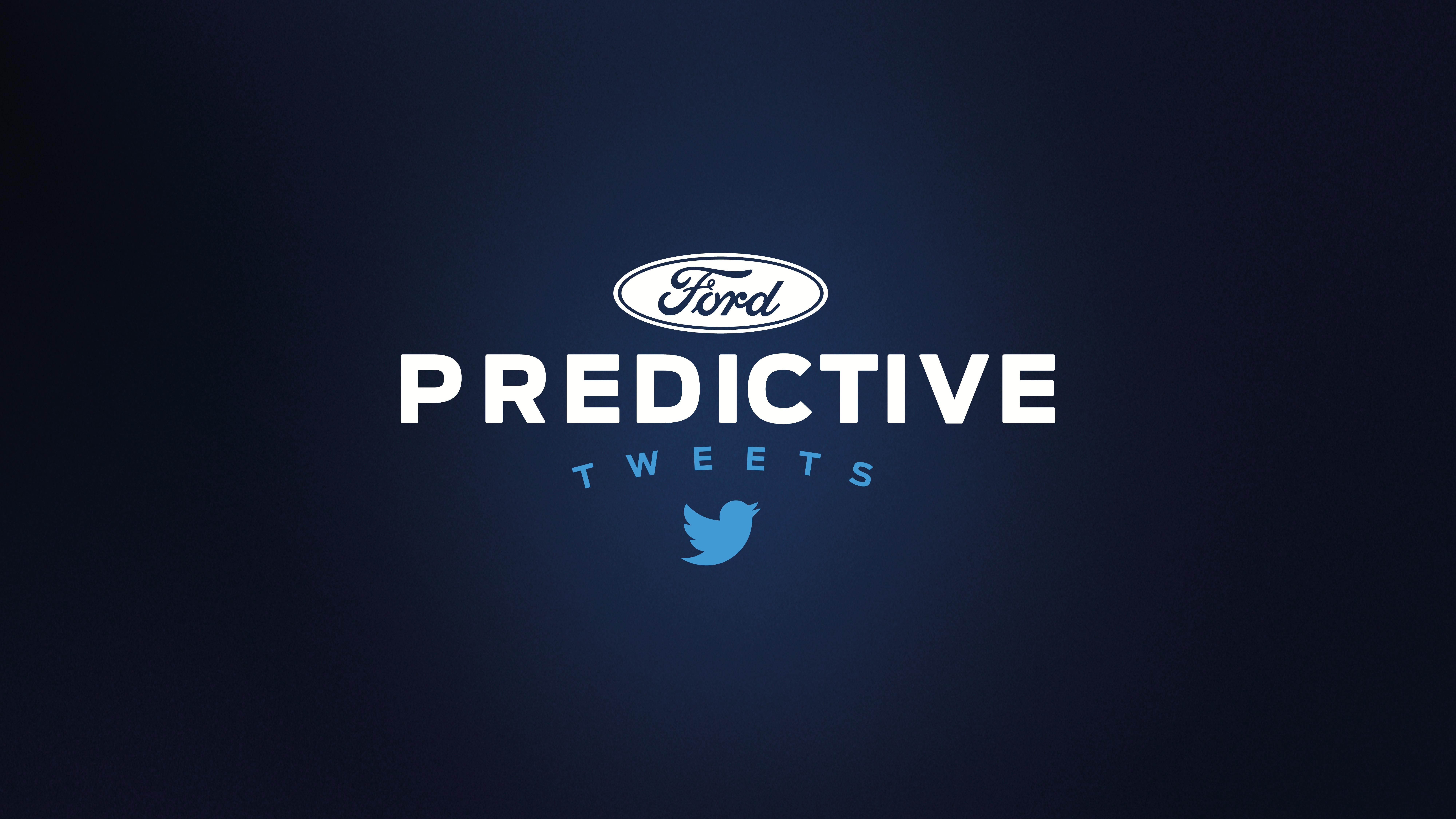 Ford France Predictive Tweets Clios