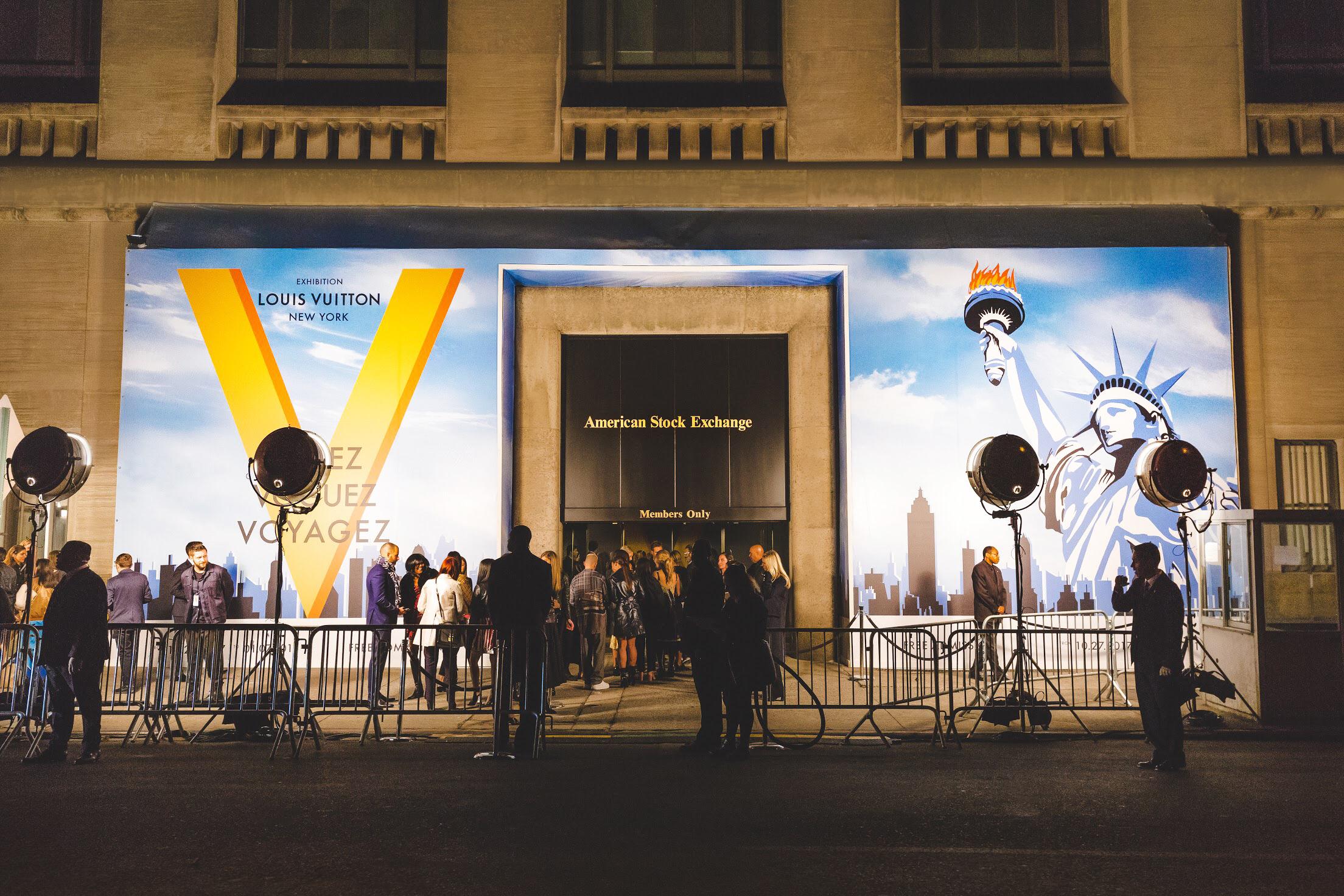 Louis Vuitton Volez, Voguez, Voyagez Exhibition New York Thumbnail