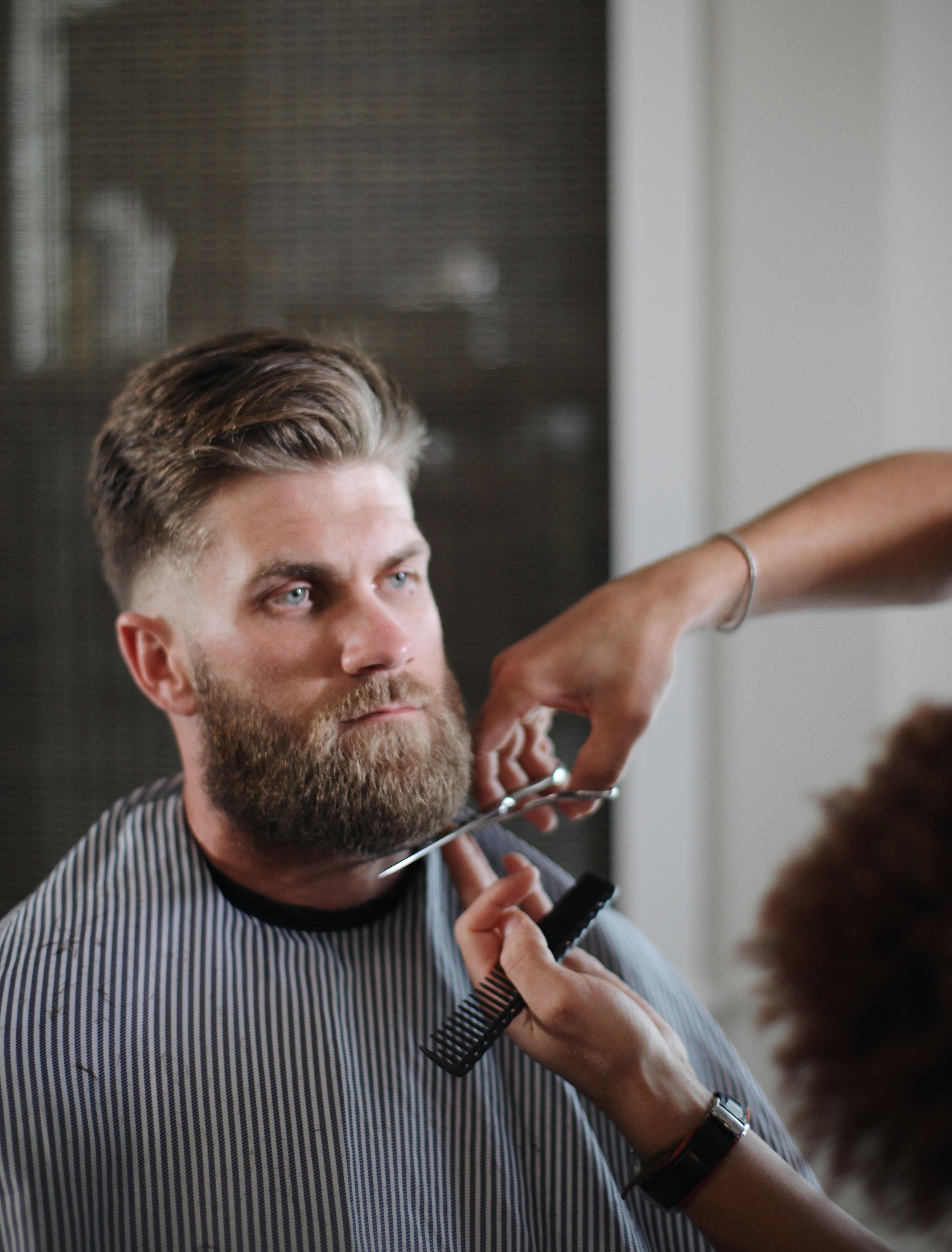 Thumbnail for The Secret to Bryce Harper's Hair