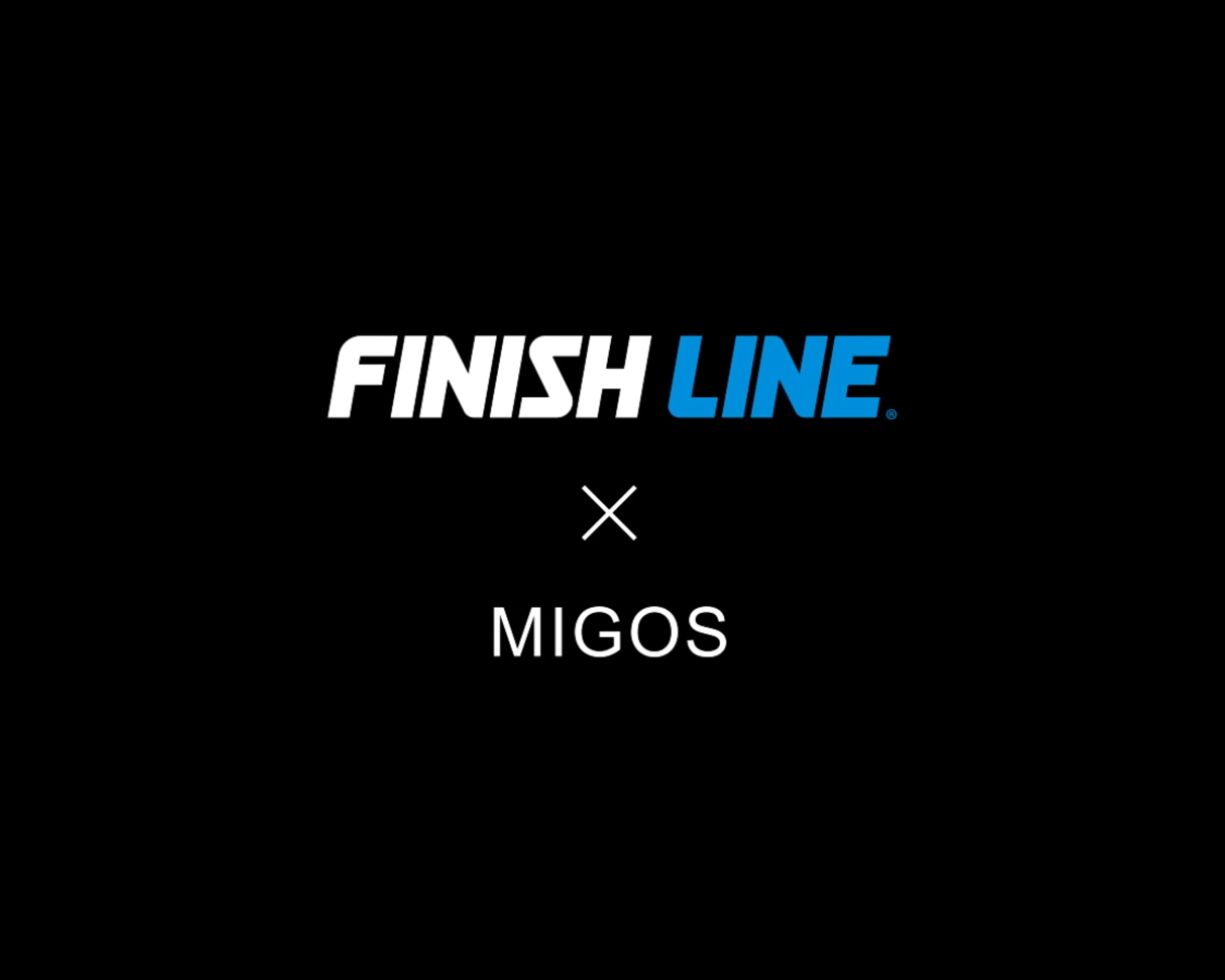 Thumbnail for Migos x Finish Line