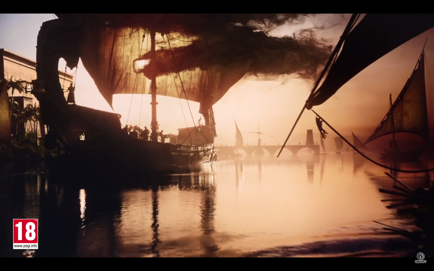 Thumbnail for Ubisoft Assassin's Creed - Origins From Sand