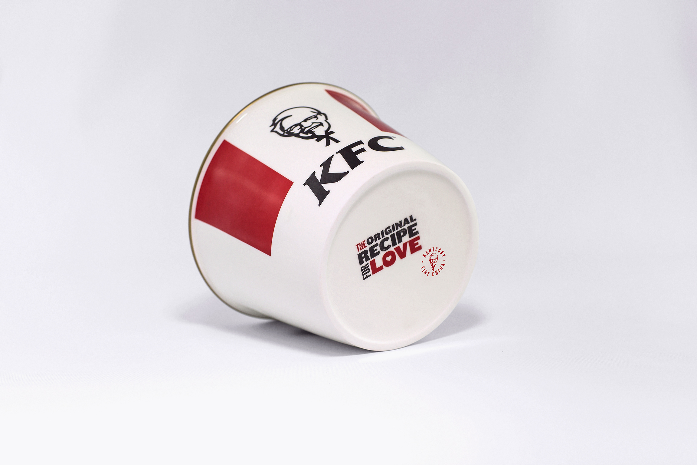 KFC - Kentucky Fine China Thumbnail