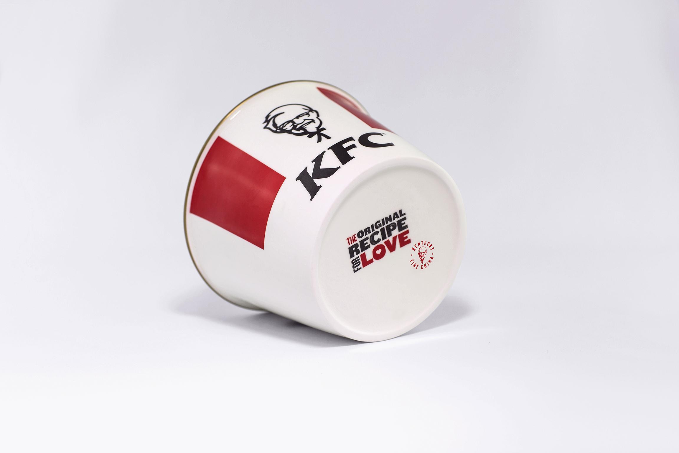 Thumbnail for KFC - Kentucky Fine China