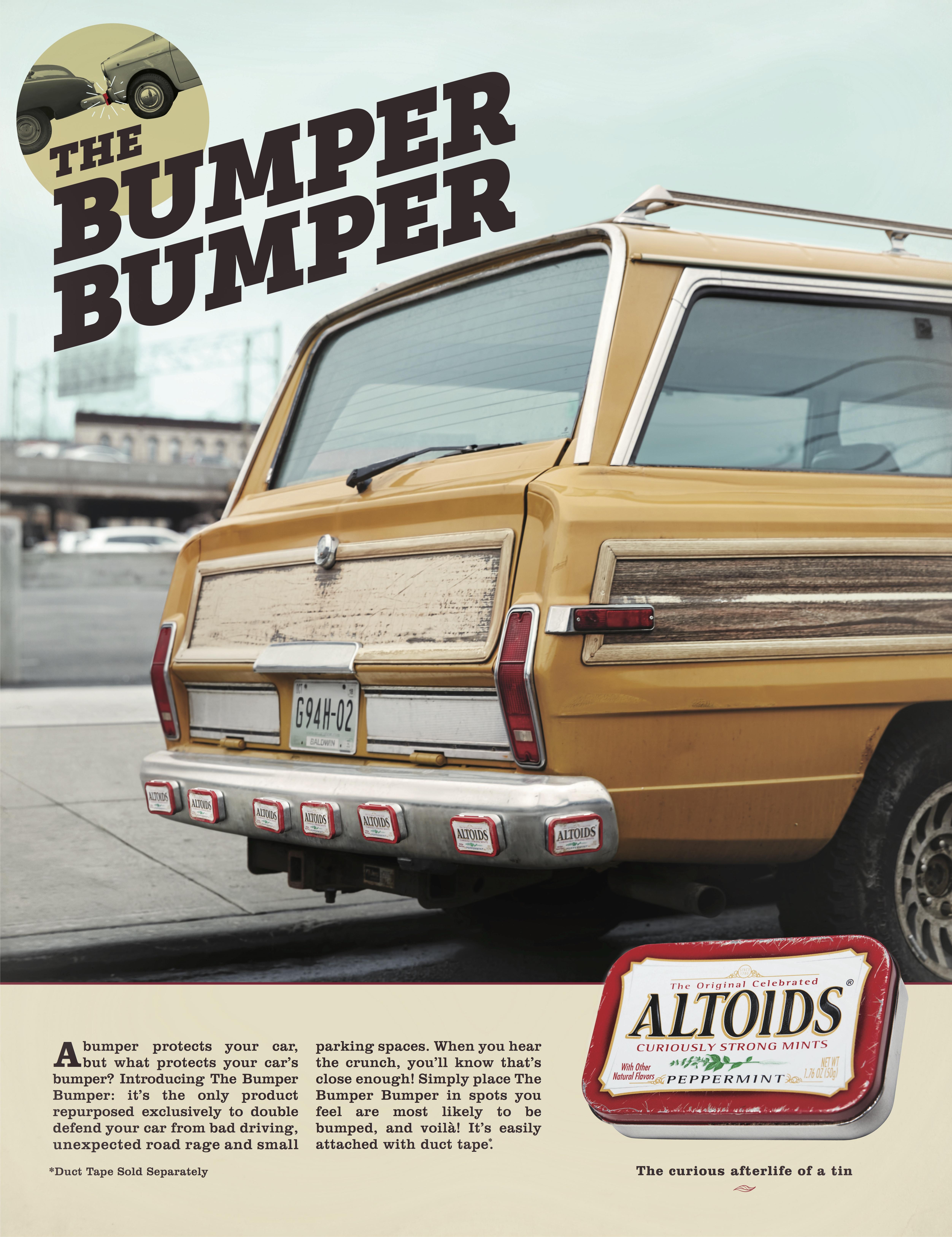 Image for Bumper, Bumper