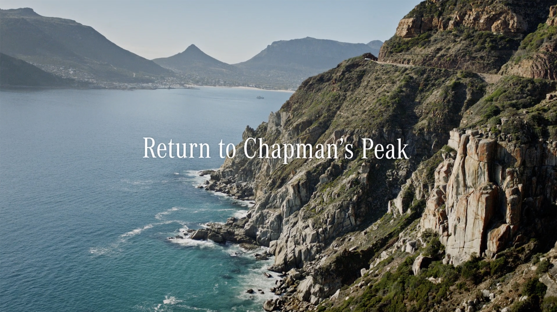 Thumbnail for Return to Chapman's Peak