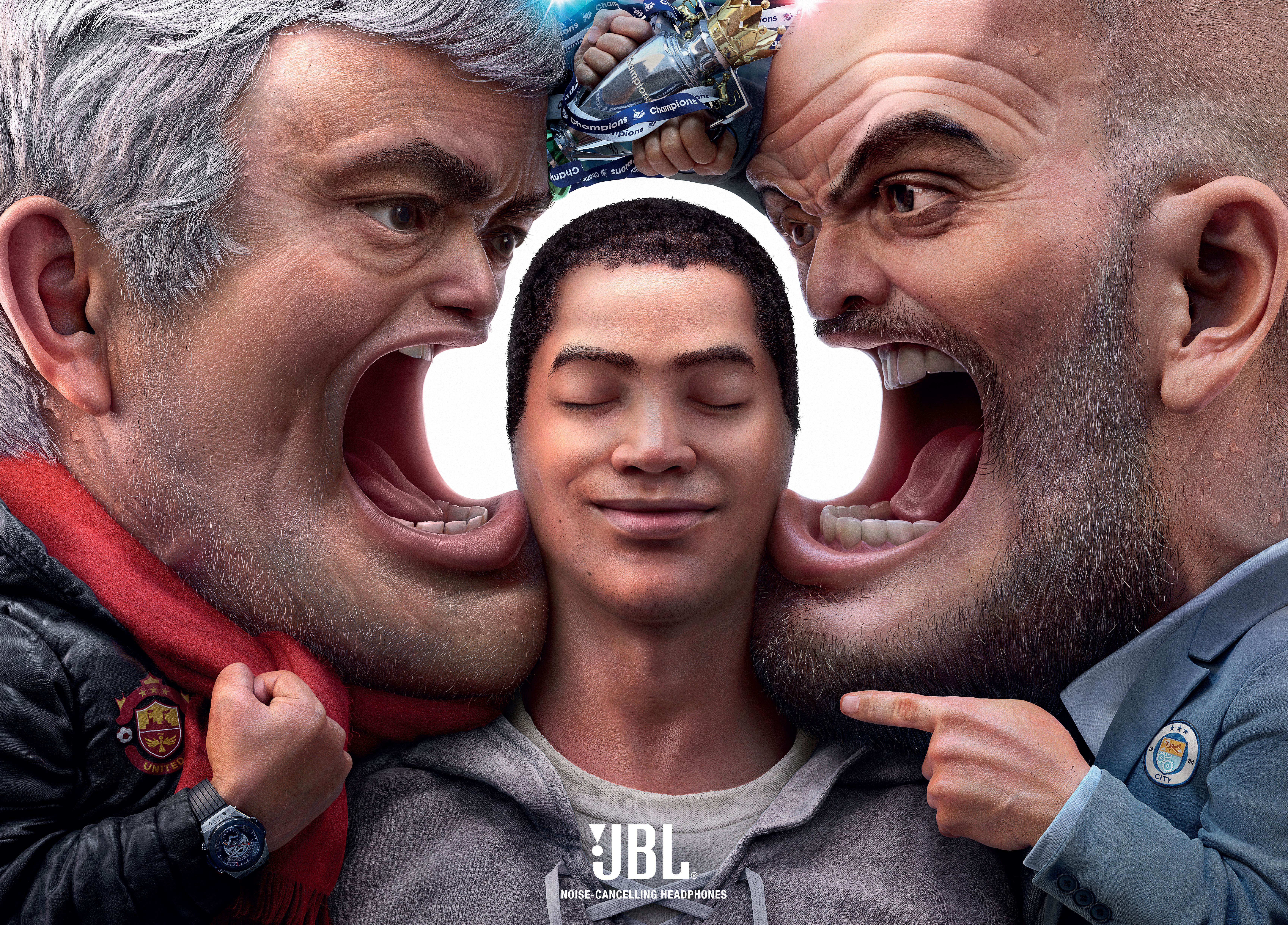 Image for BLOCK OUT THE CHAOS: FOOTBALL MANAGERS