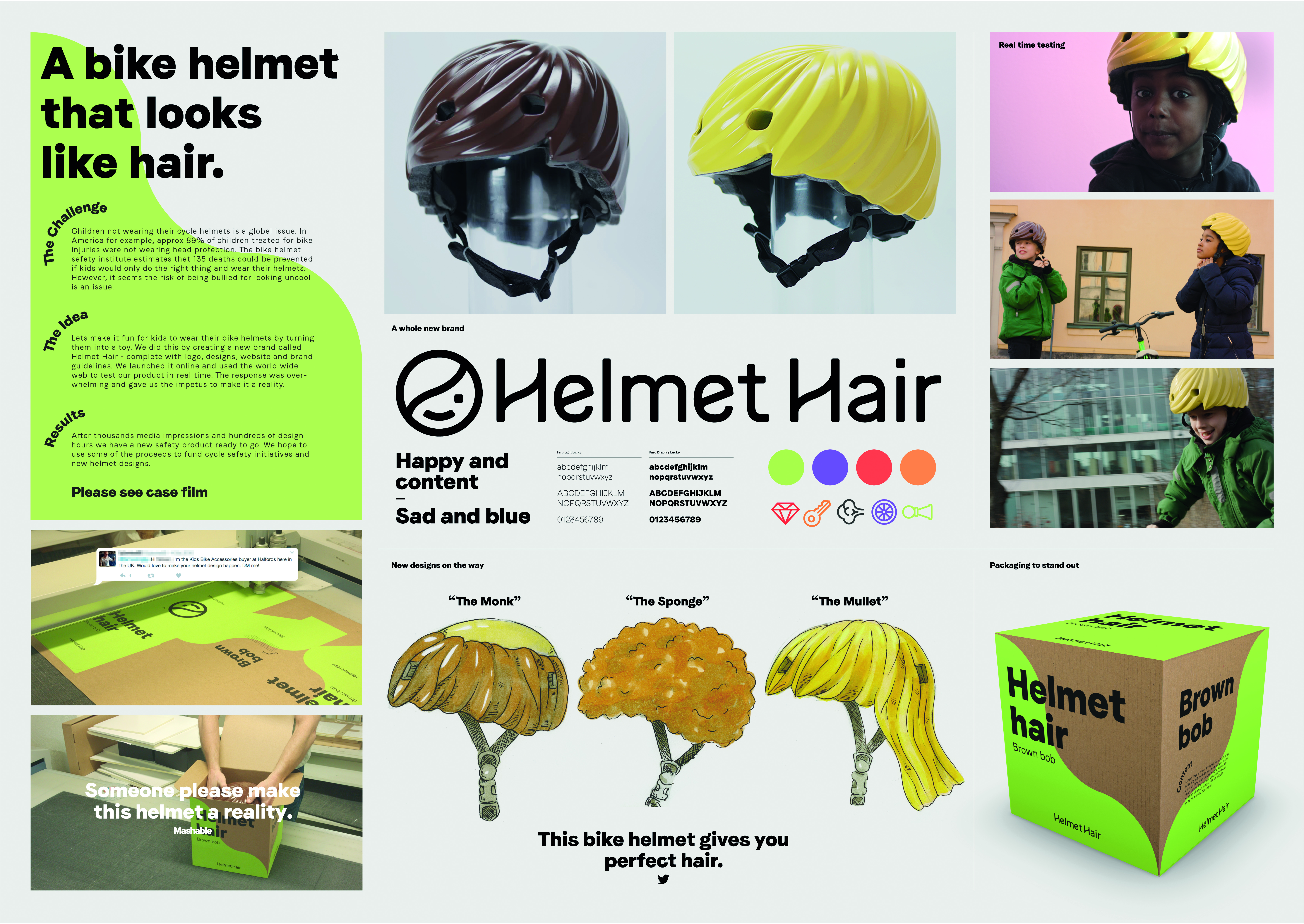 Thumbnail for Helmet Hair