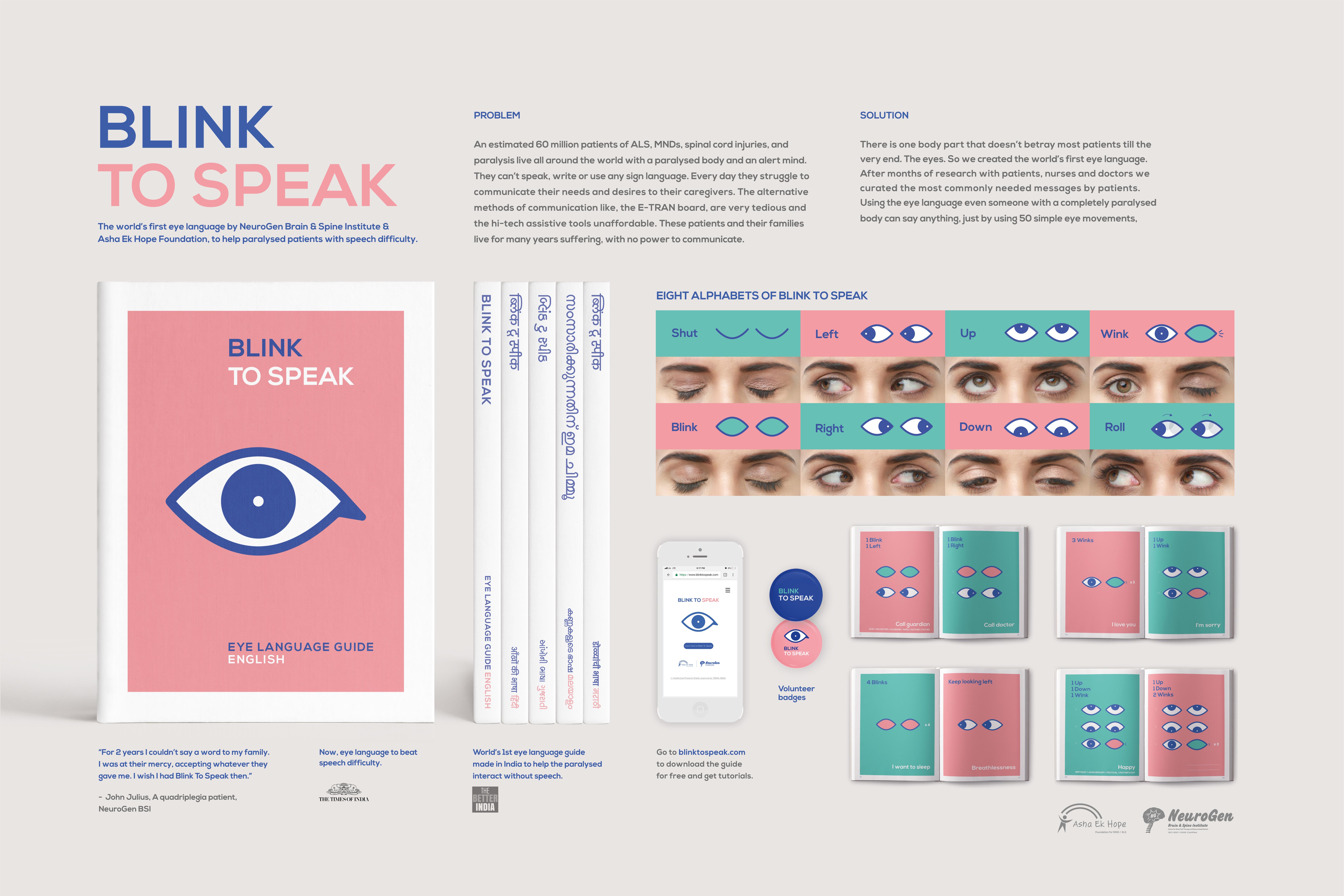 Blink To Speak Thumbnail