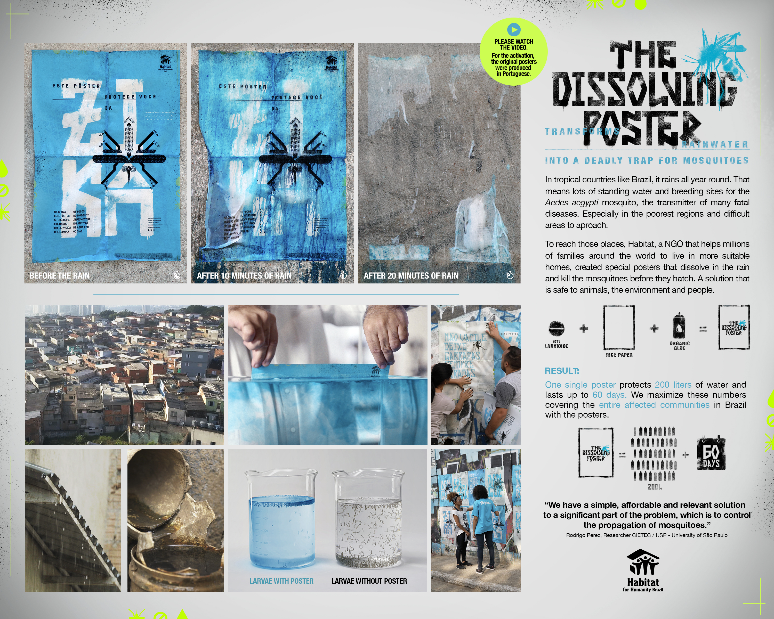 THE DISSOLVING POSTER Thumbnail