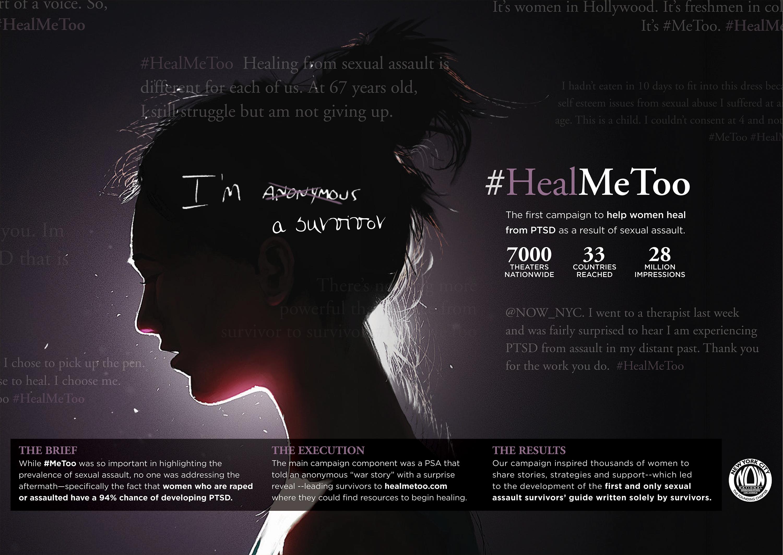 #Healmetoo Thumbnail