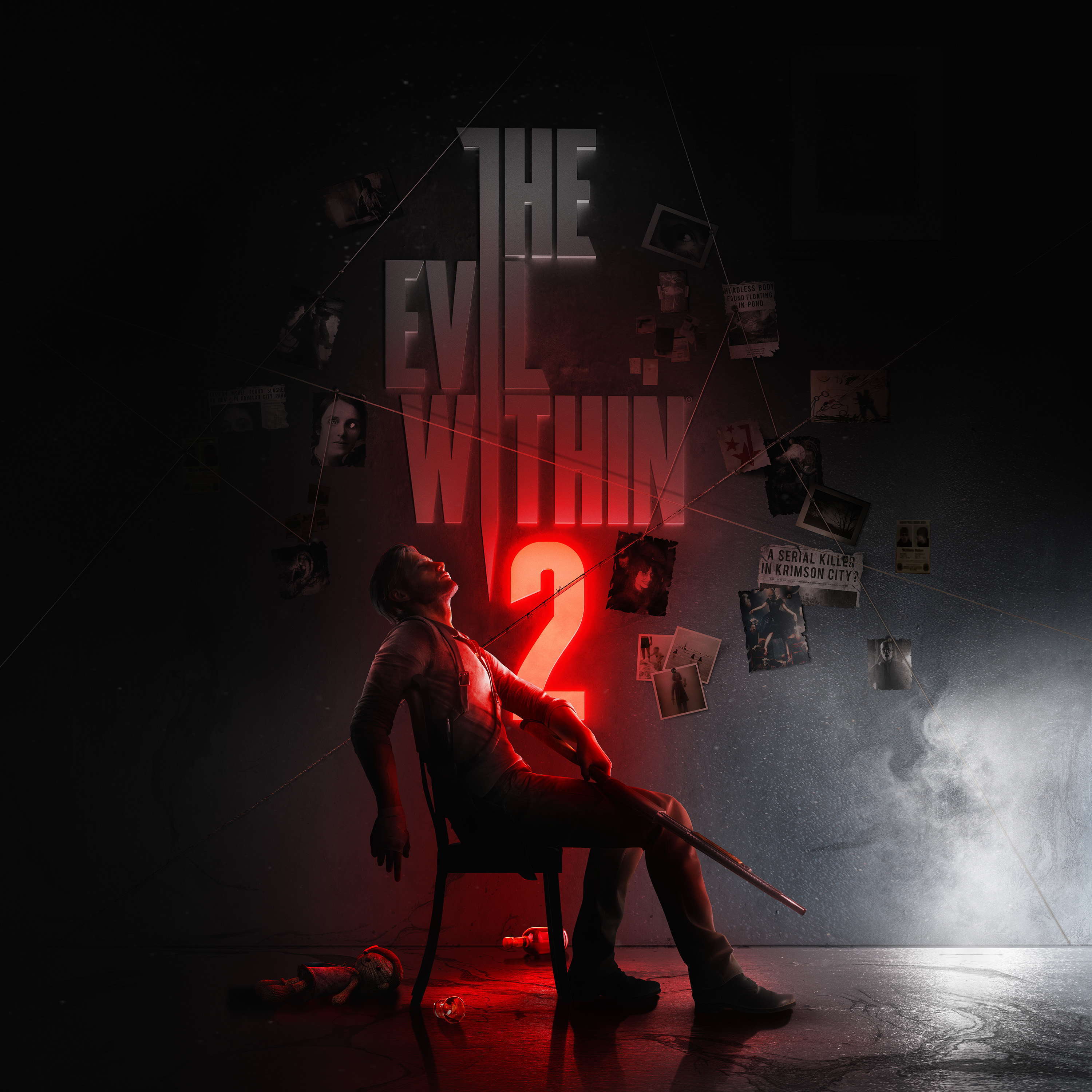 Thumbnail for The Evil Within 2 - Visual Identity