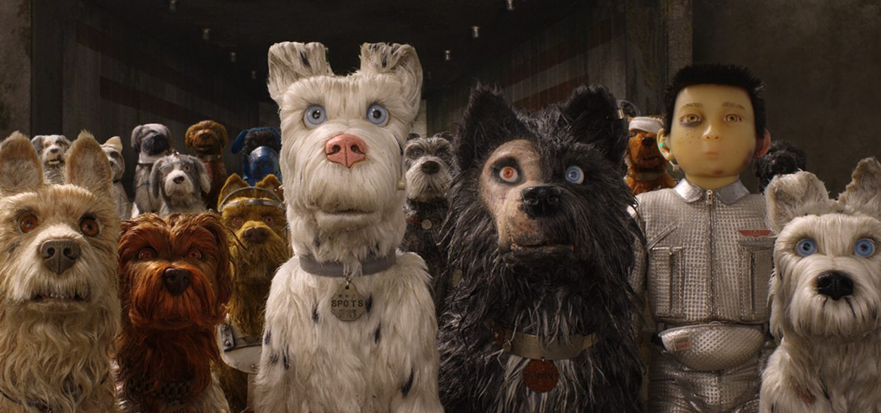 """Isle of Dogs - 30TV """"Love Dogs"""""""