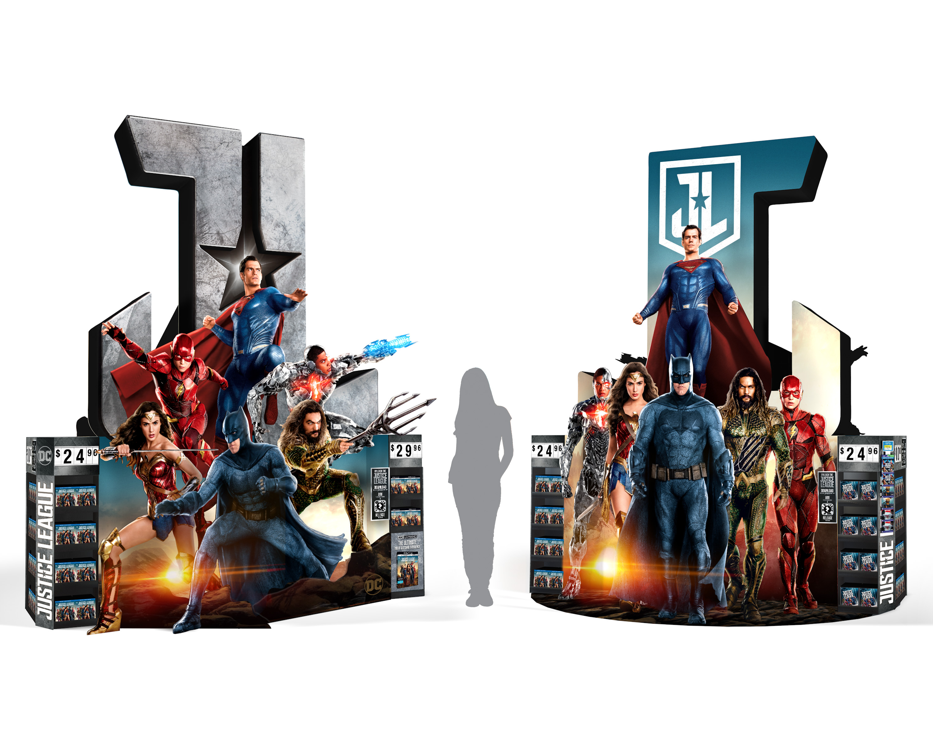 Image for Justice League WOW