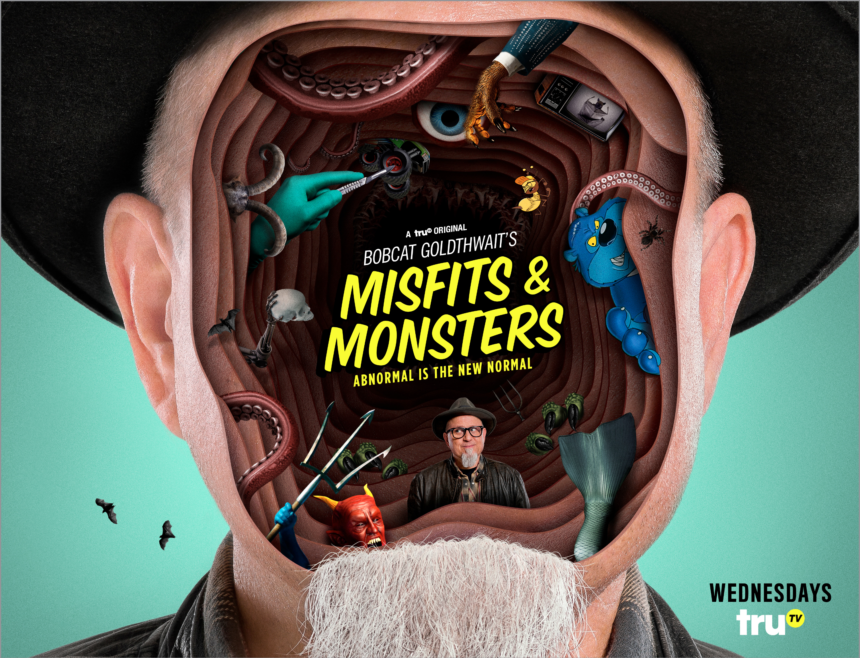 Bobcat Goldthwait's Misfits and Monsters - Bobcat Goldthwait's Misfits and Monsters