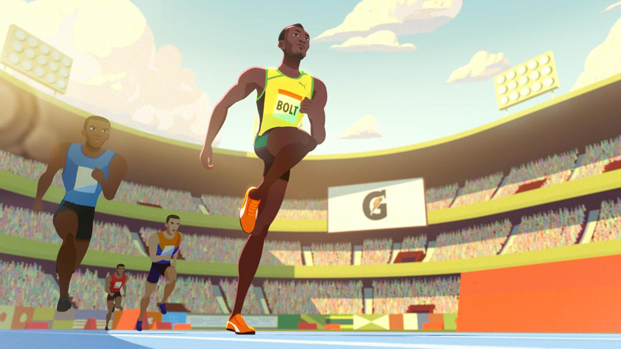 Thumbnail for Usain Bolt | The Boy Who Learned to Fly | Gatorade