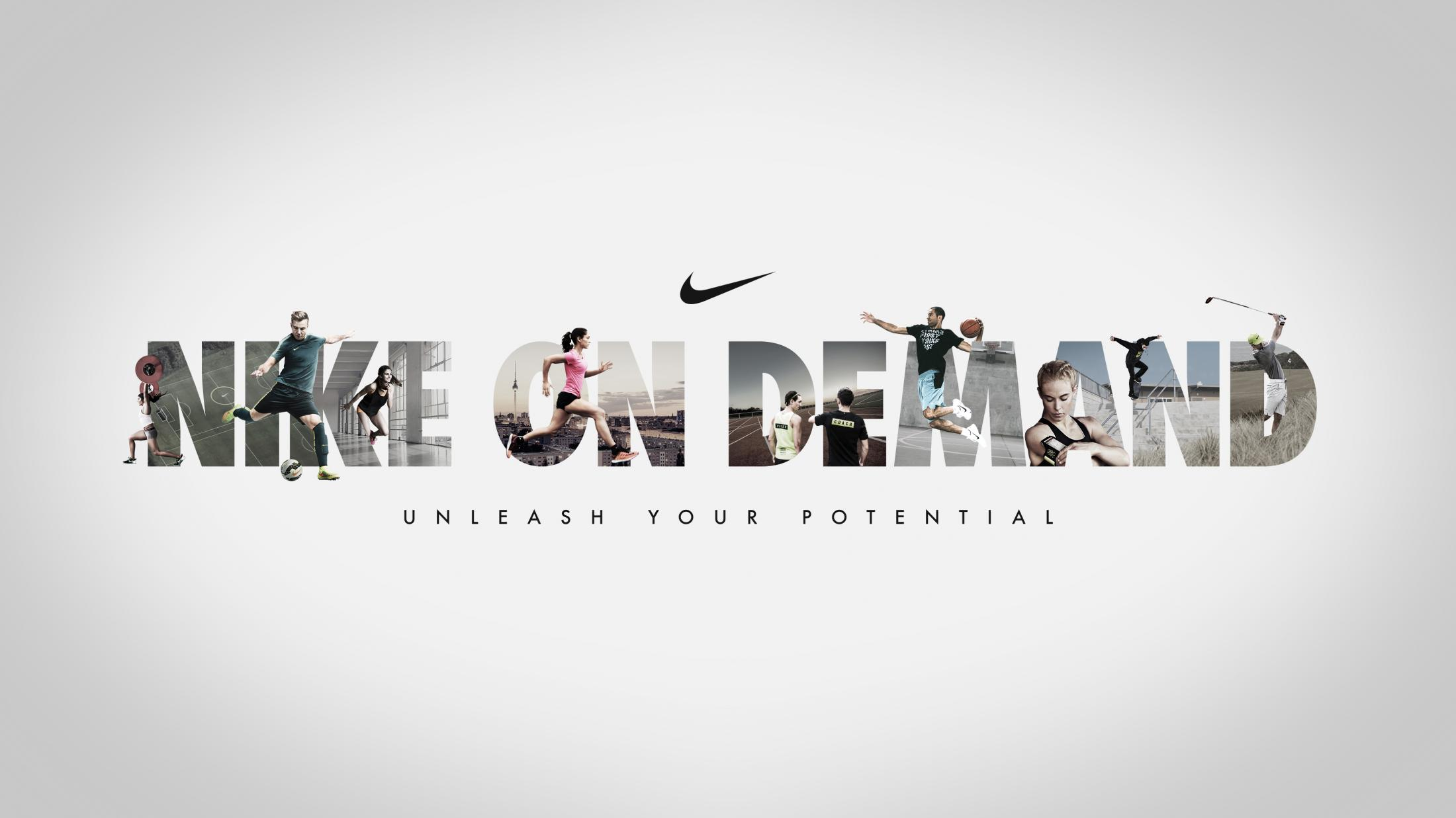 Image Media for Nike On Demand